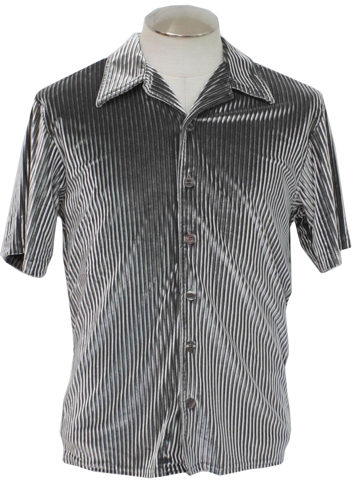 Mens Short Collar Shirts