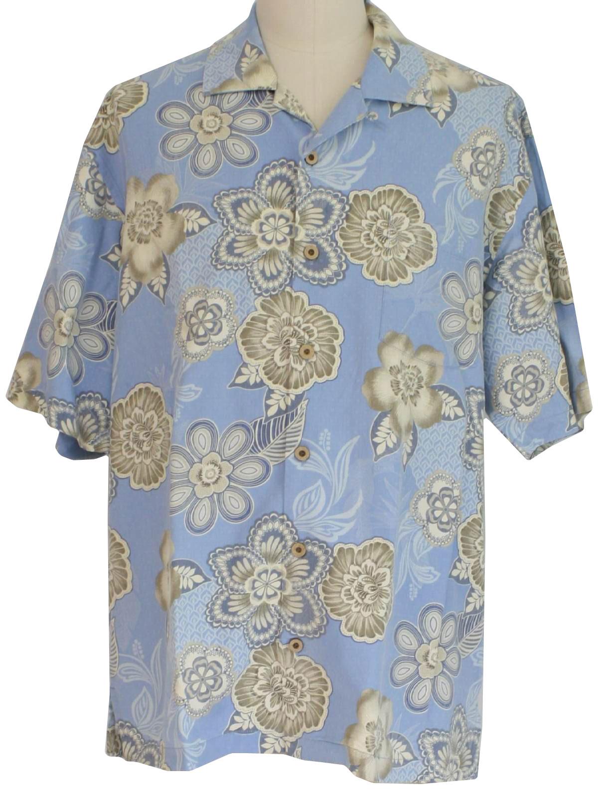 1990 39 S Hawaiian Shirt Tommy Bahama 90s Tommy Bahama