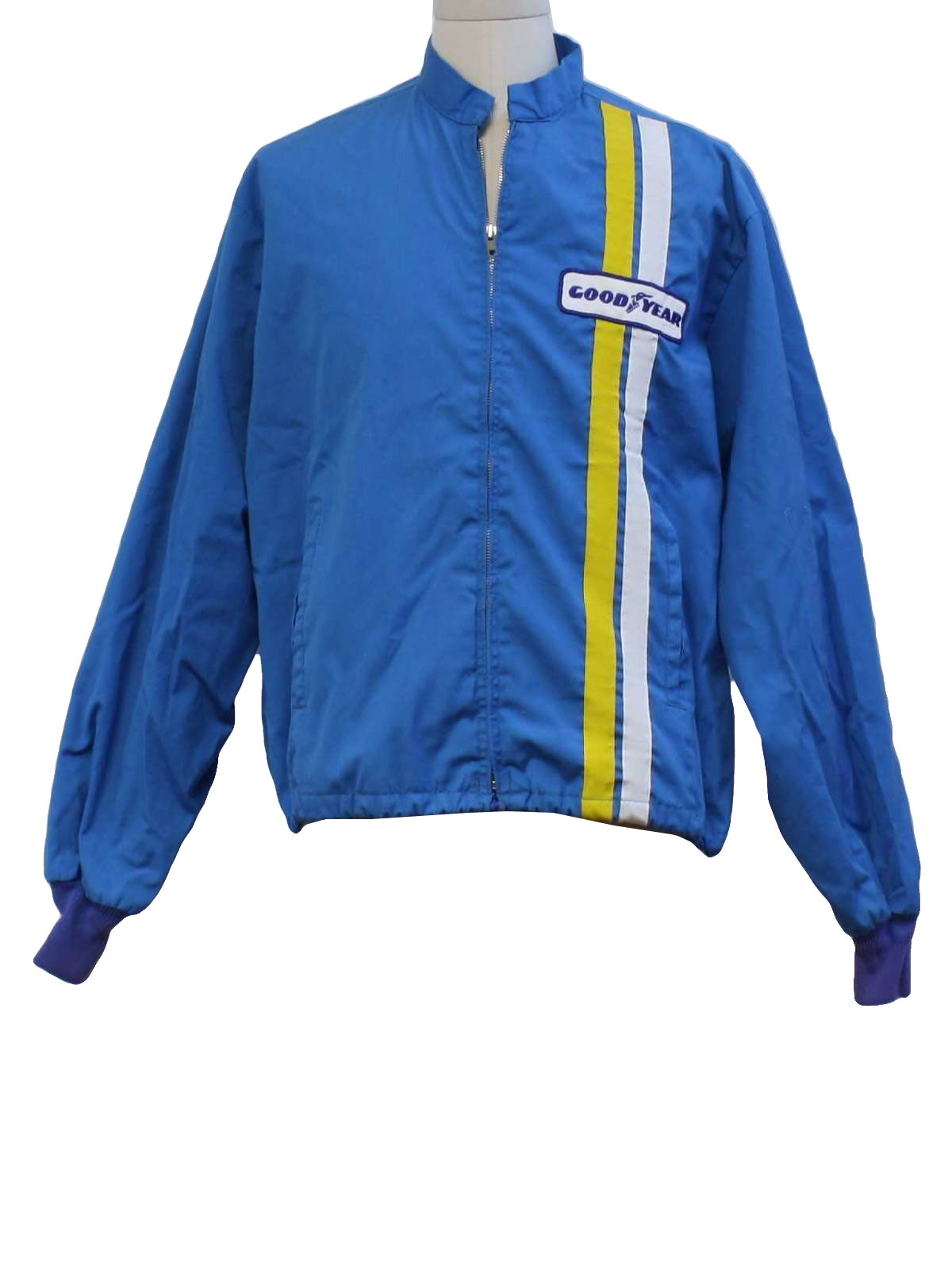 80s Clothing And Apparel Logos 80s -good year official racing