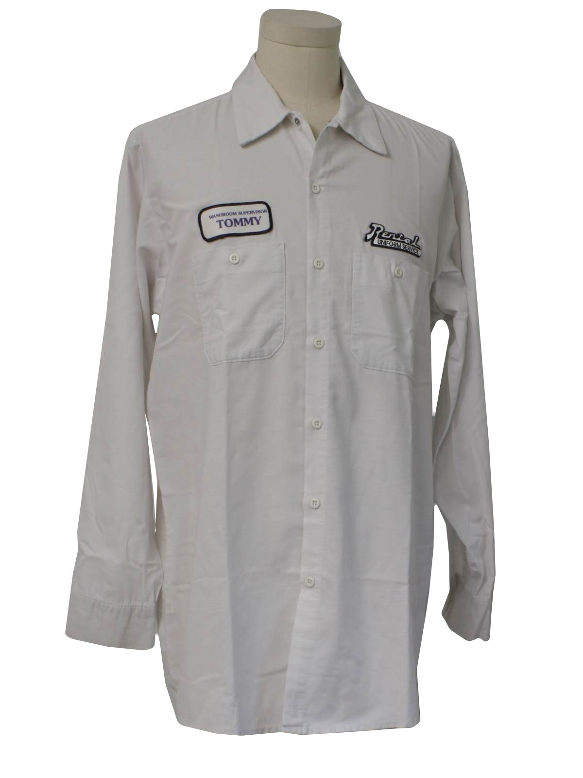 You need a work shirt with hard-wearing fabric and heavy-duty stitching to stand up to the daily stresses of your demanding job. Sears carries uniform work shirts for men from top brands, so you can pick out a work shirt that's comfortable and stylish as well as durable.