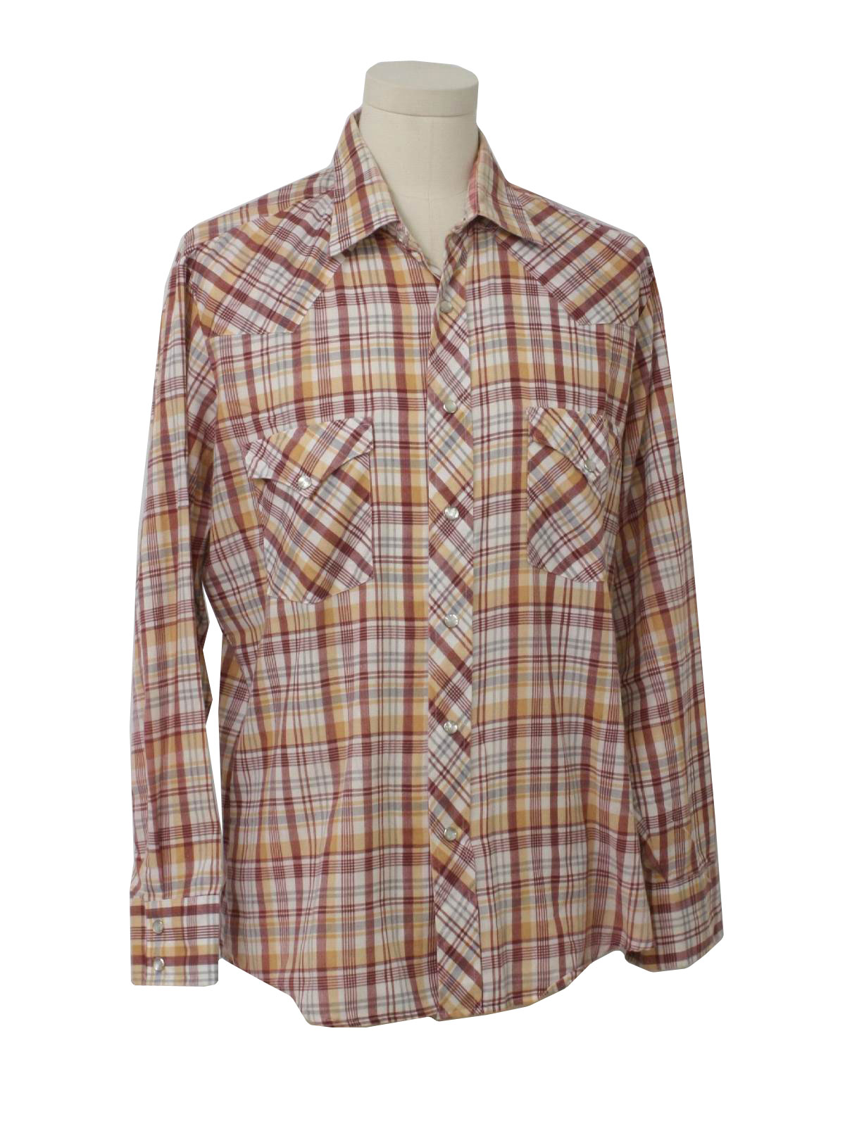 70s Western Shirts