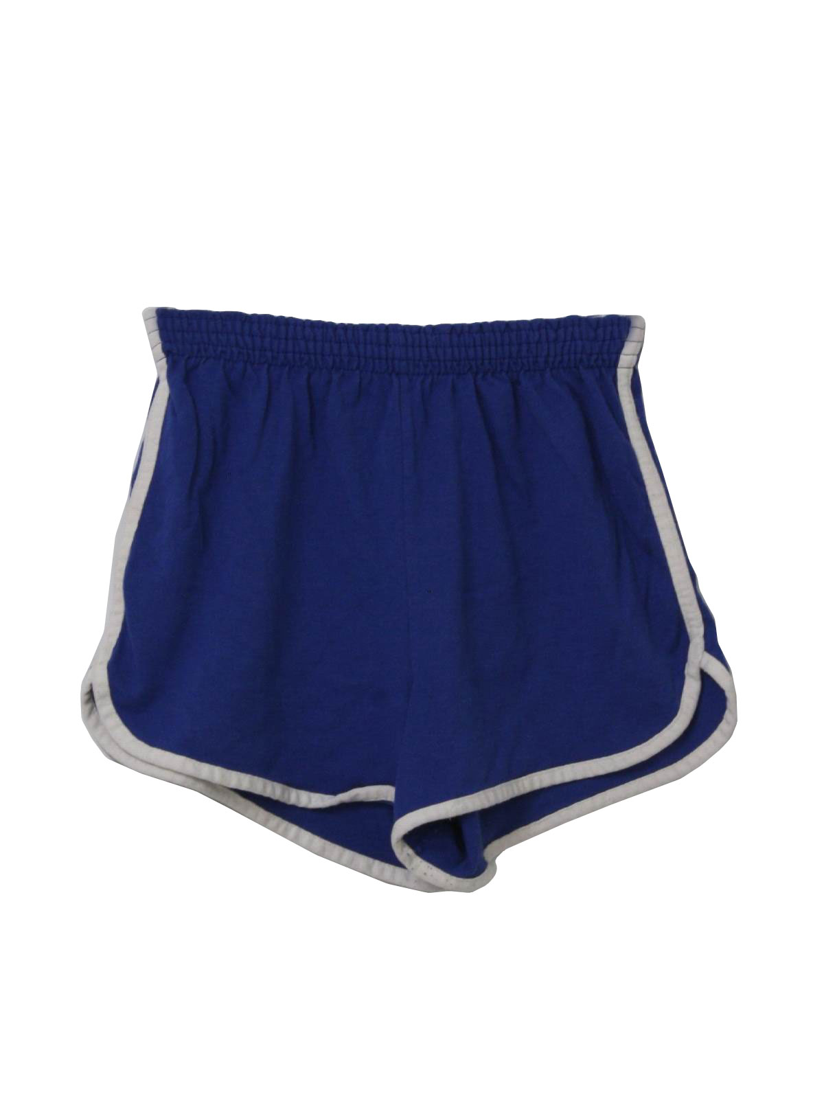 Eighties Soffe Shorts 80s Soffe Mens Royal Blue