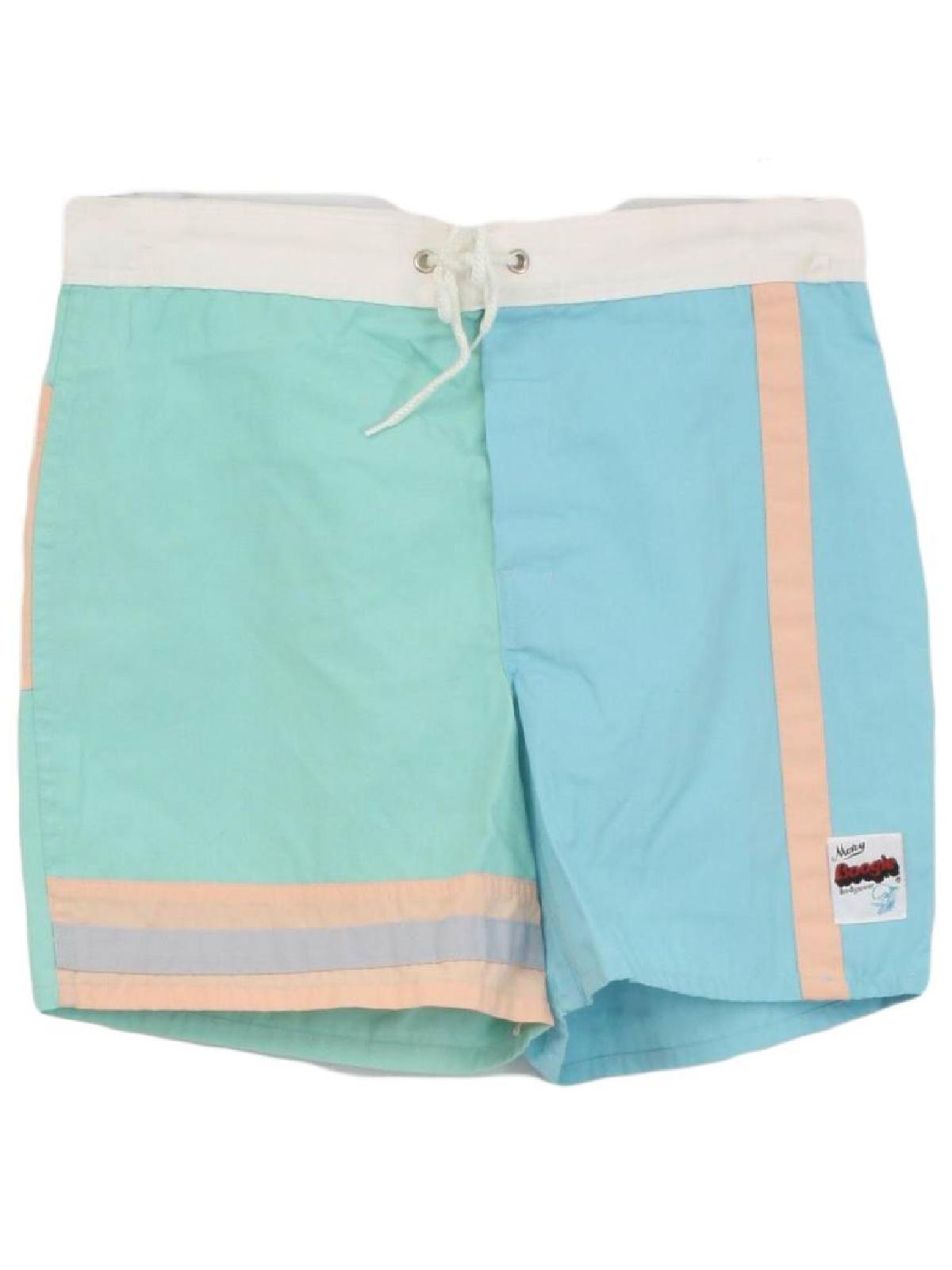 Boogie Bodywear Nineties Vintage Shorts: early 90s -Boogie ...