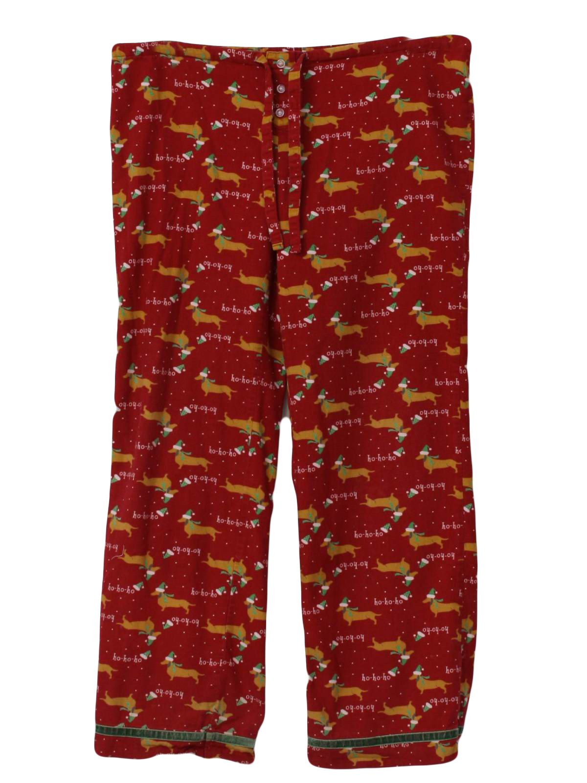 Nineties Pants to Wear With Your Ugly Christmas Sweater