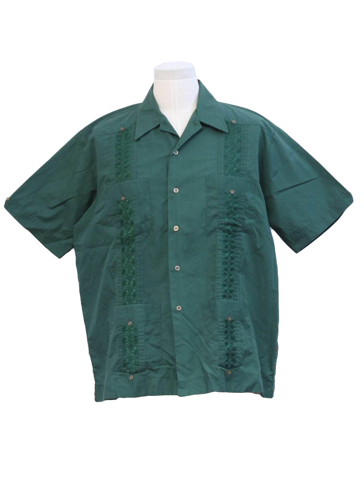 Dark Green Shirt Womens