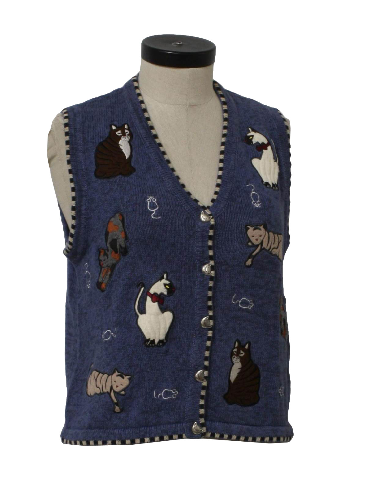 Mens Sweater Vests