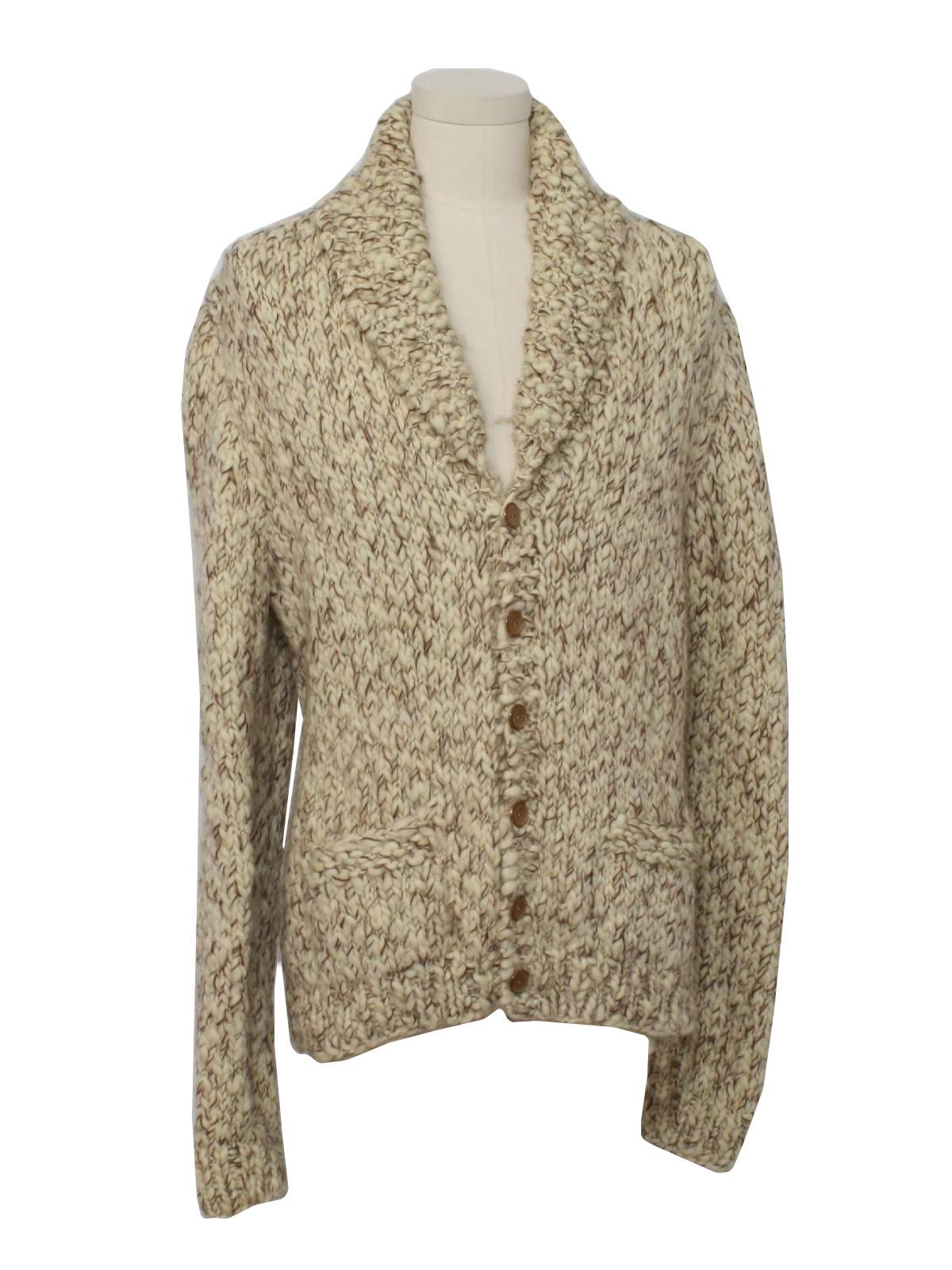 Vintage Inspired Acrylic Fiber Sweater 2diJJkm0h