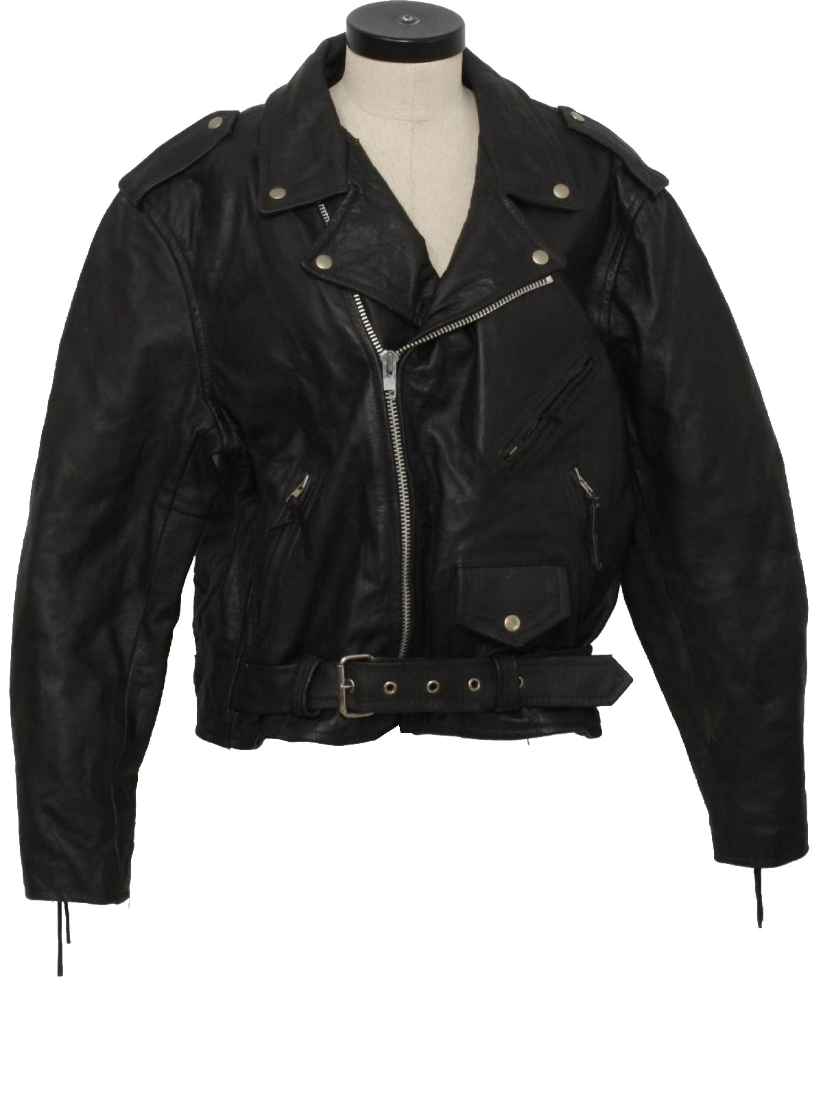 Uncle Jesse's Leather Jackets