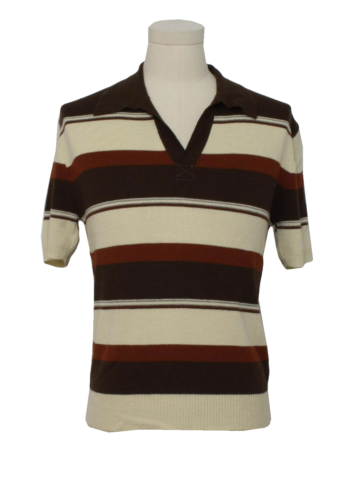 70s Knit Shirts