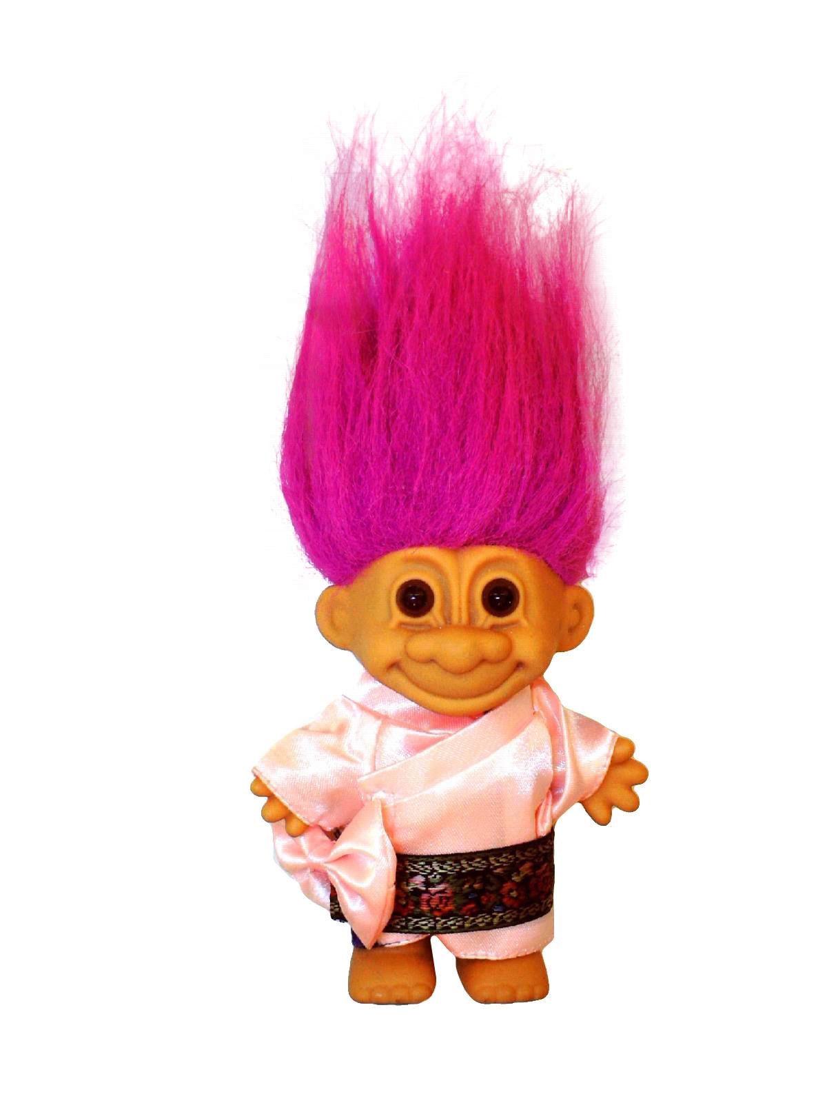 1990 S Home Decor Troll Doll