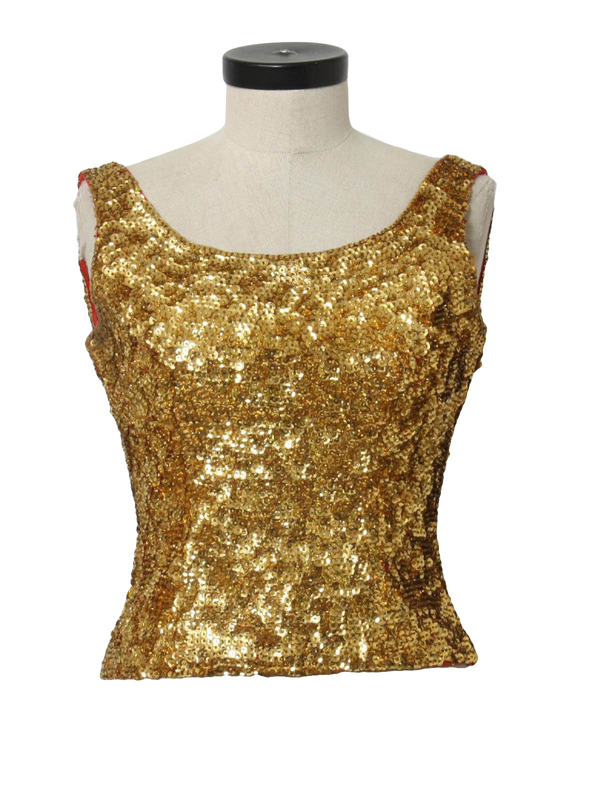 Images of Ladies Gold Blouse - Reikian