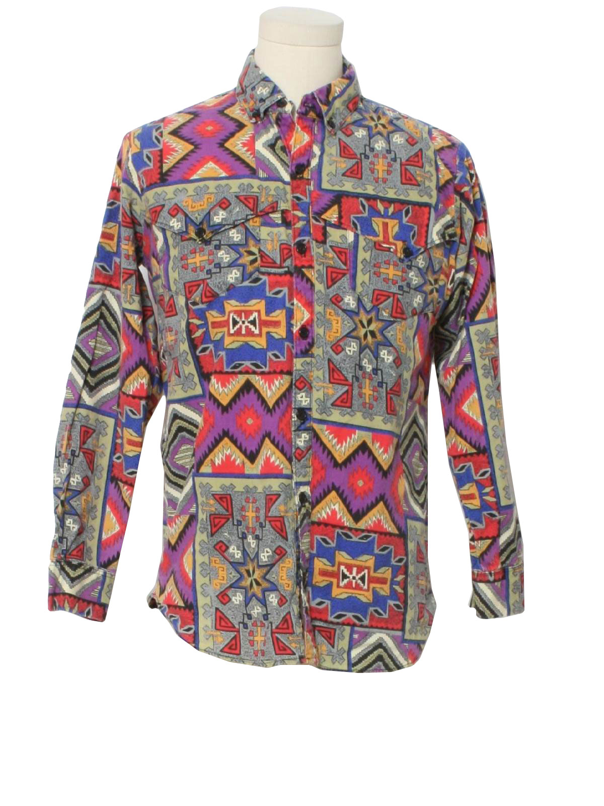 90s Pattern Shirts Cool Decorating