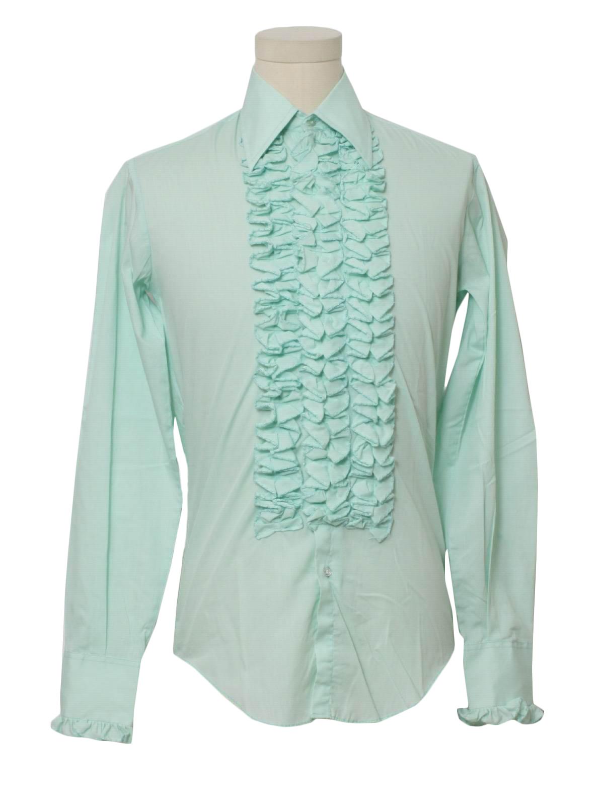 Mint Green Mens Shirt | Is Shirt