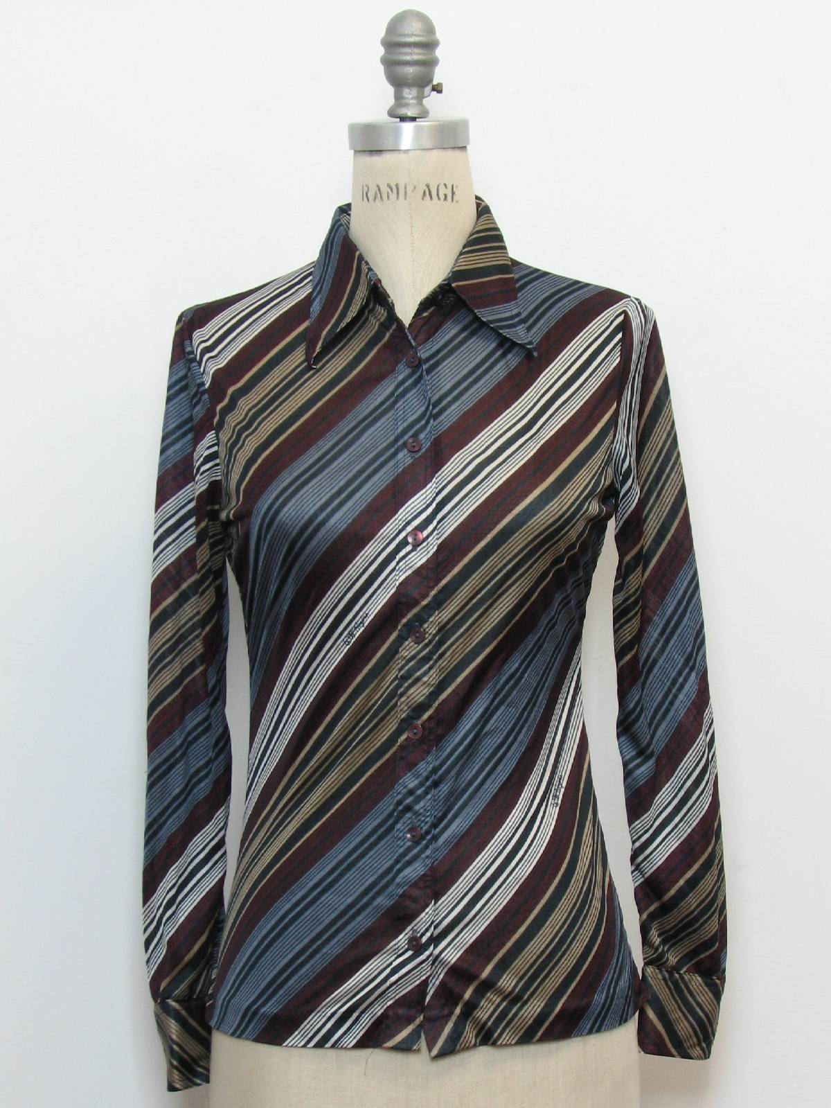 Polyester Womens Shirts
