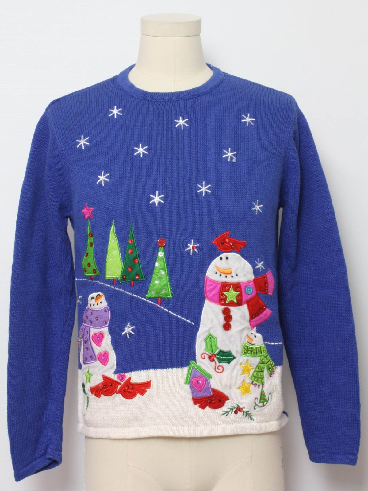 Womens Ugly Christmas Sweater: -Carly St Claire- Womens ...