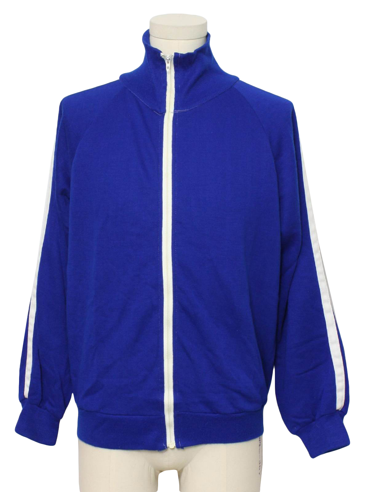 Mens Full Zip Front Shirts