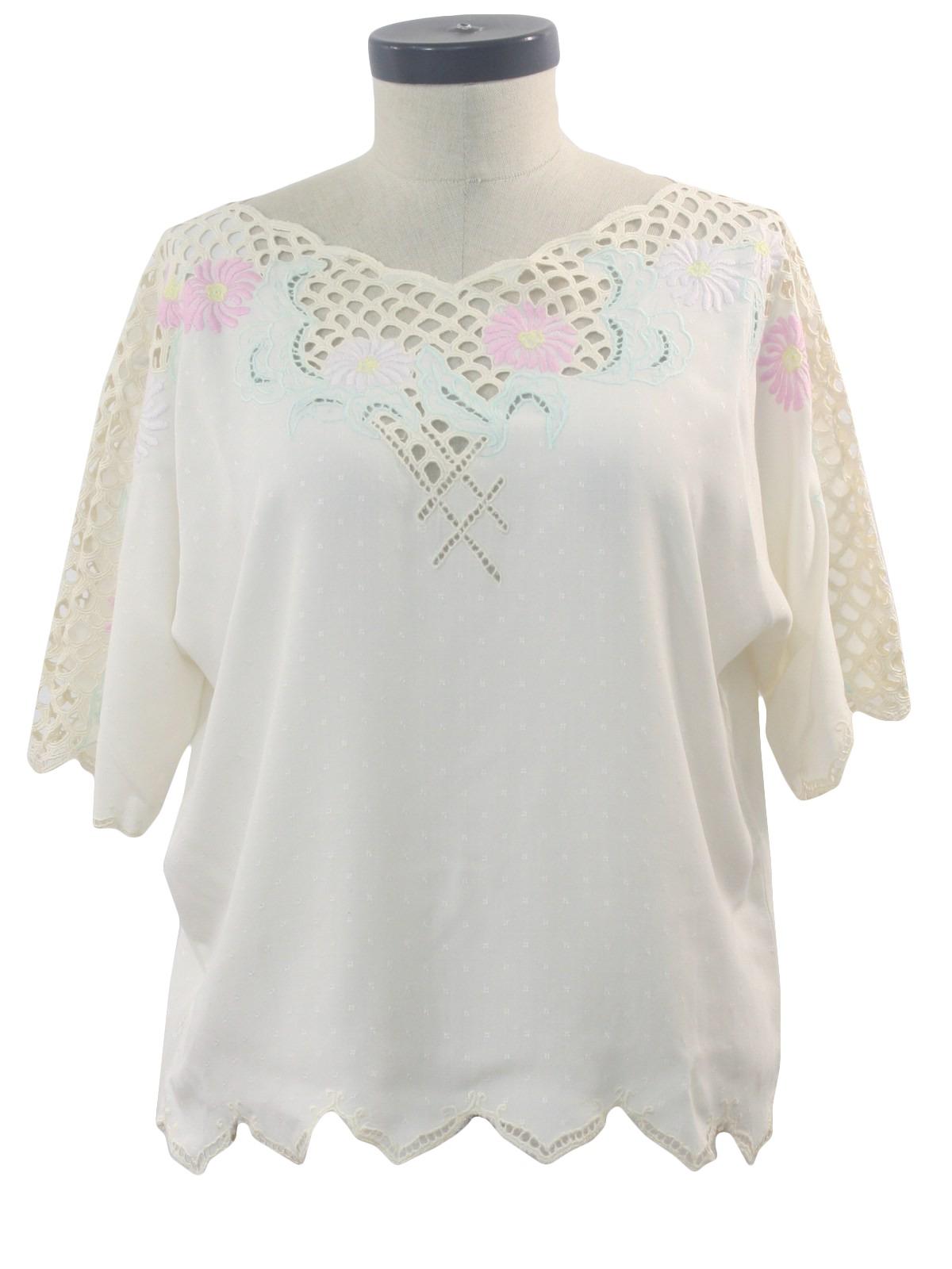 Retro s hippie shirt bali emerald design
