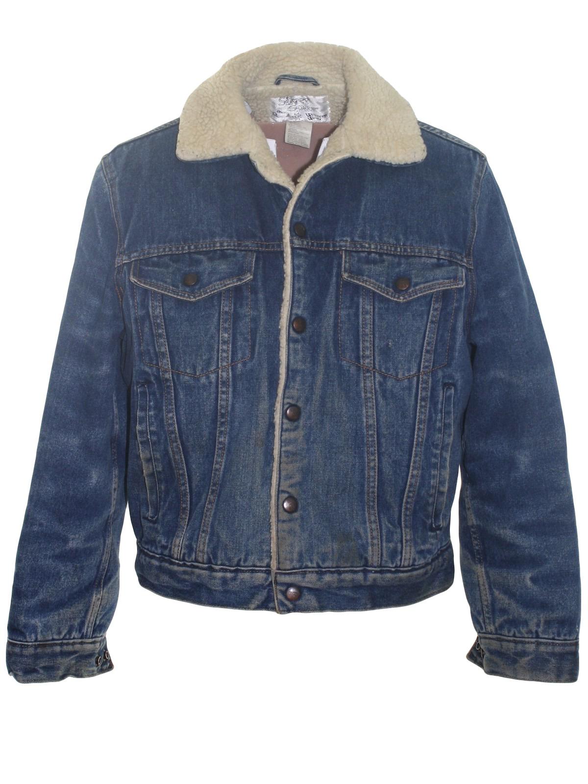 Retro 1980 s Jacket (Silver Spur Western Wear)   80s -Silver Spur ... 7a613ff42048