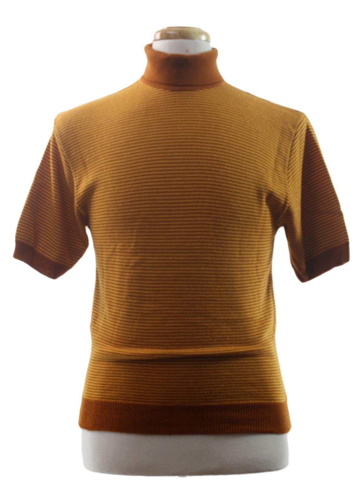 Mens Turtleneck Shirt