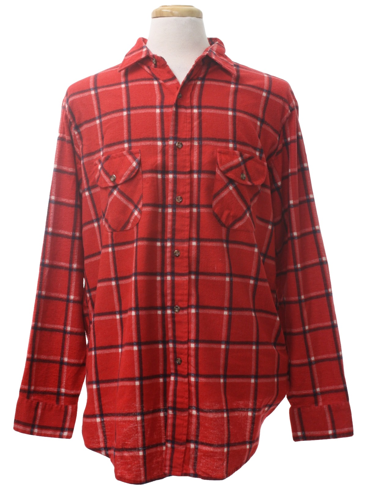 90 39 s sparetime shirt 90s sparetime mens red background for Navy blue and red flannel shirt