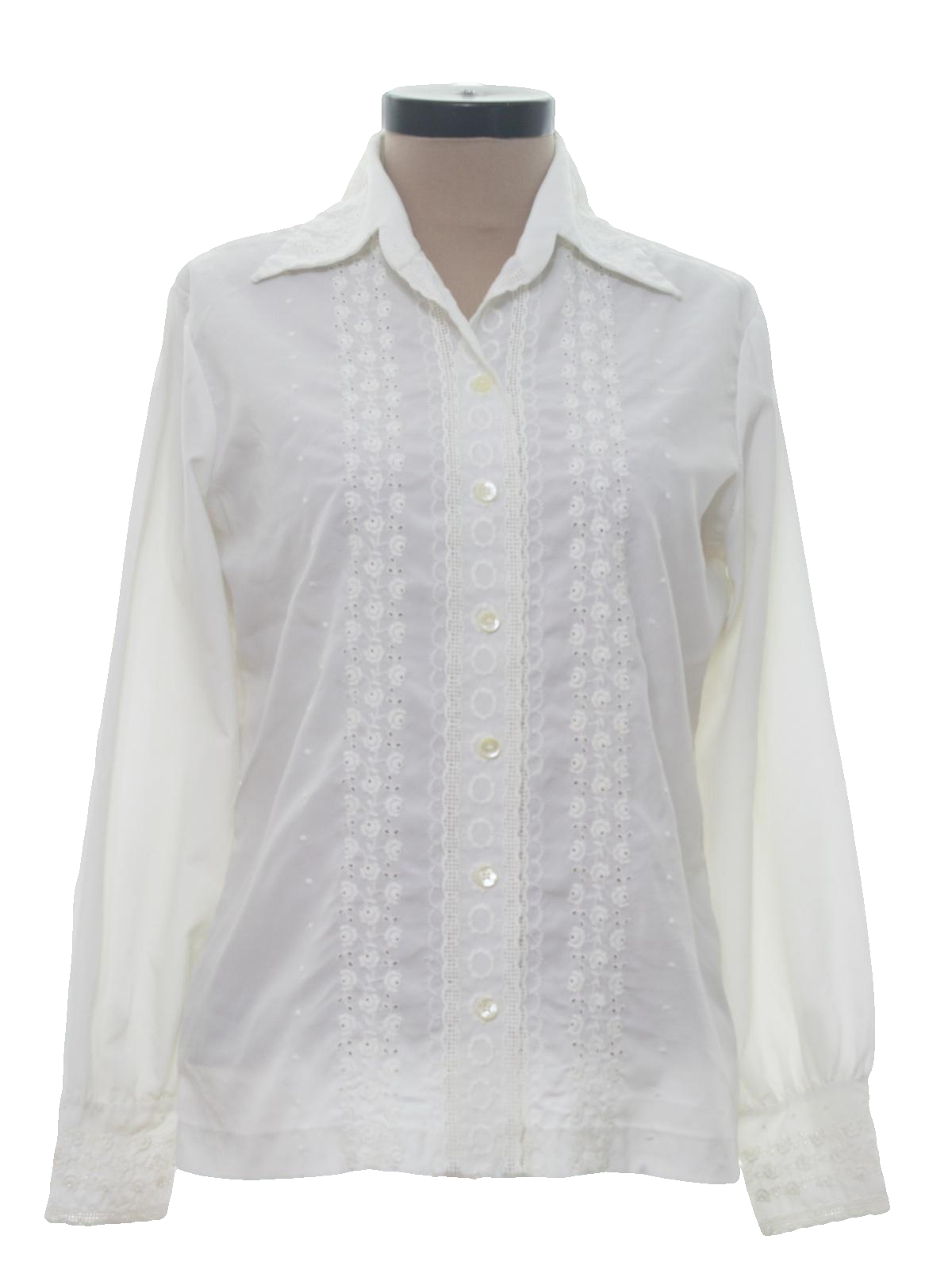 White Blouse Dressy Rockwall Auction