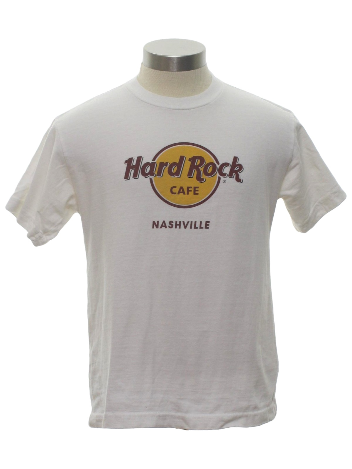 retro 90 39 s t shirt 90s hard rock unisex white. Black Bedroom Furniture Sets. Home Design Ideas