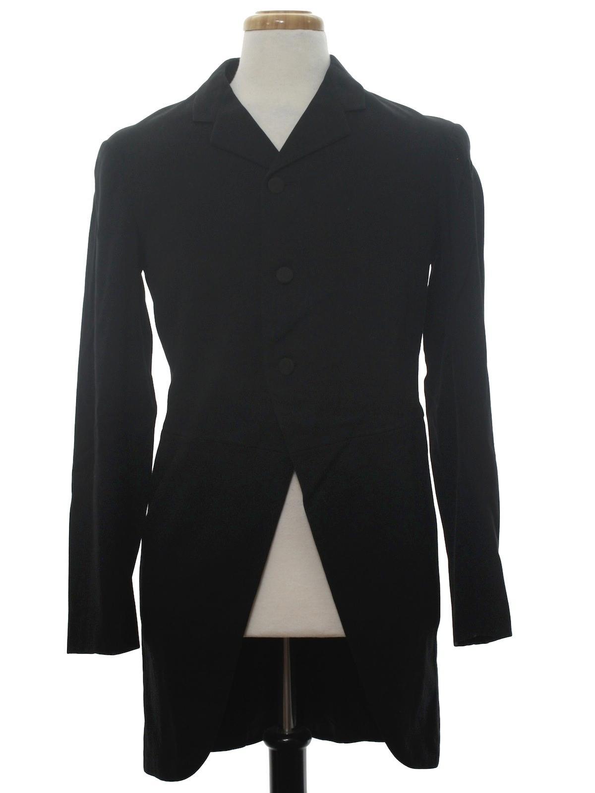 1920 S Retro Jacket Pre 1920s 1880s No Label Mens