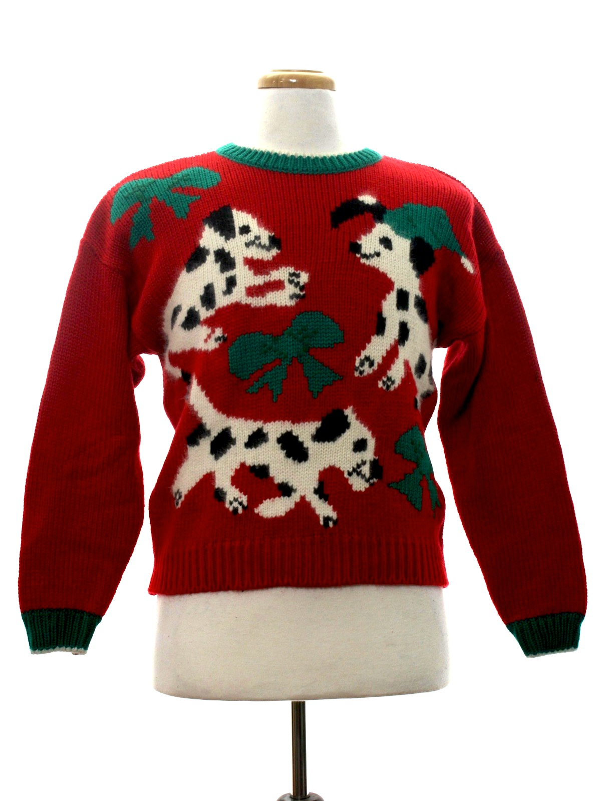 Ugly christmas sweater for dog