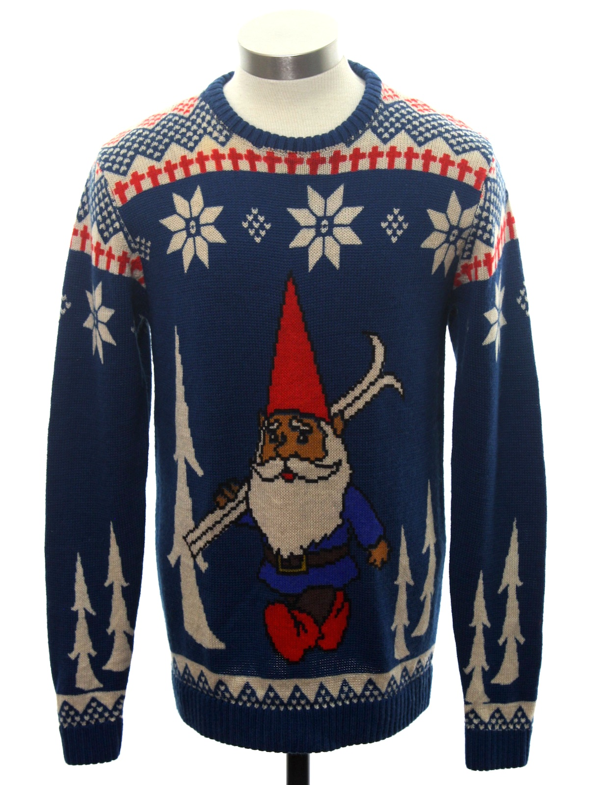 Toddland Mens/Boys Gnome Chomsky Ugly Christmas Sweater $58.00 Not in stock. Item No. 291396