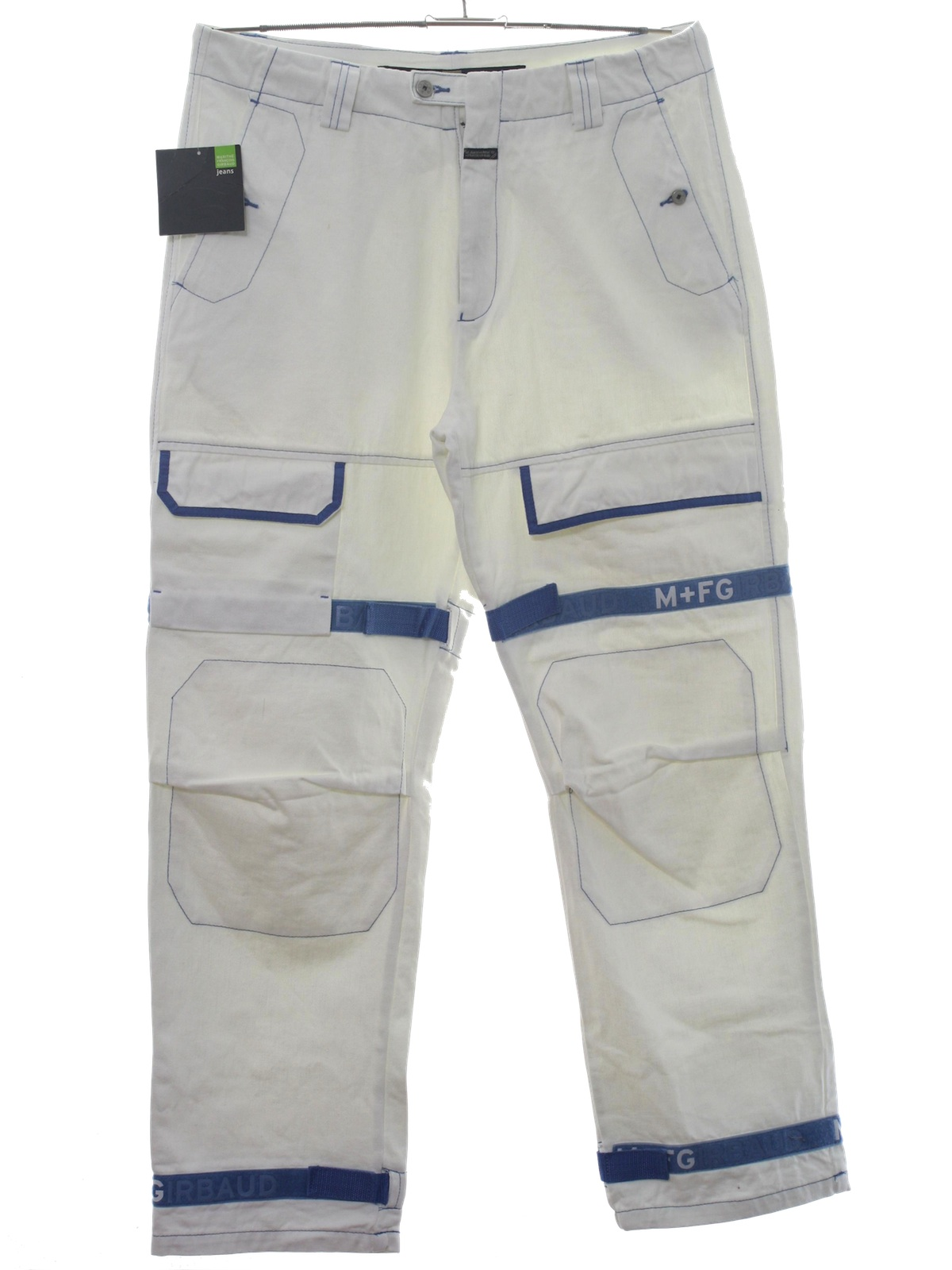 Retro 1990s Pants Late 90s Or Early 2000s Marithe