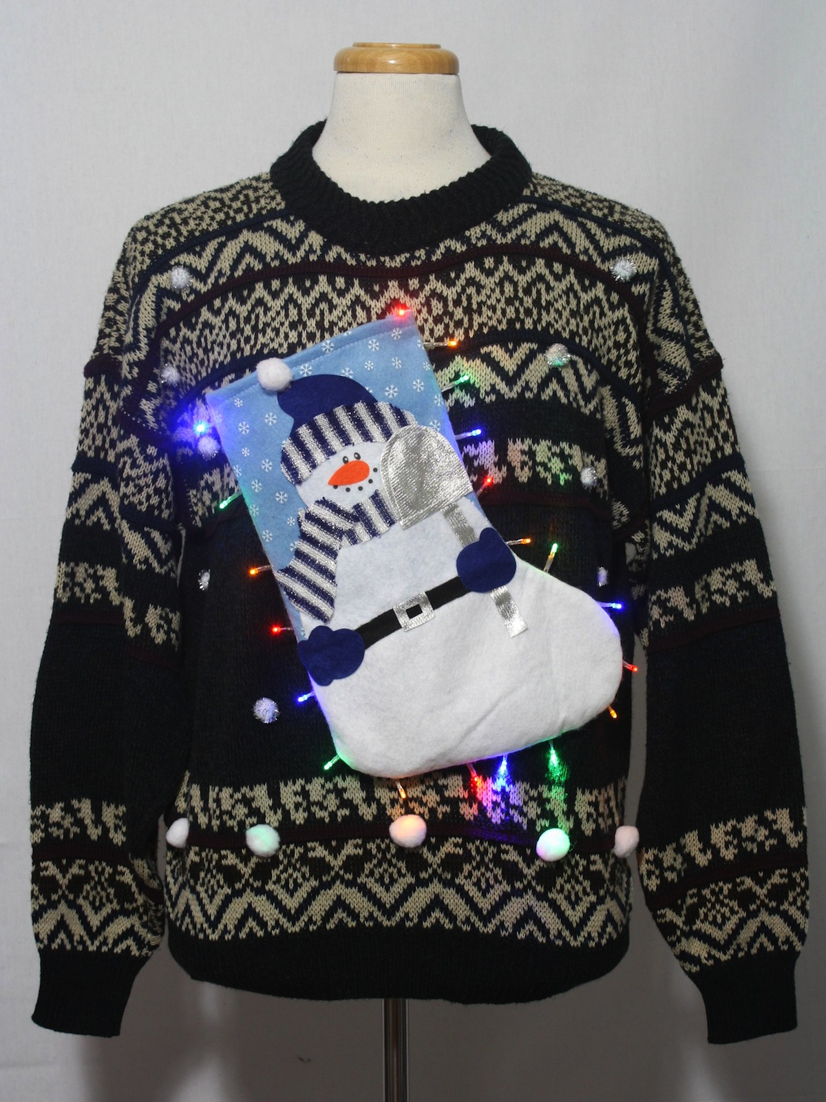 Sears christmas sweater