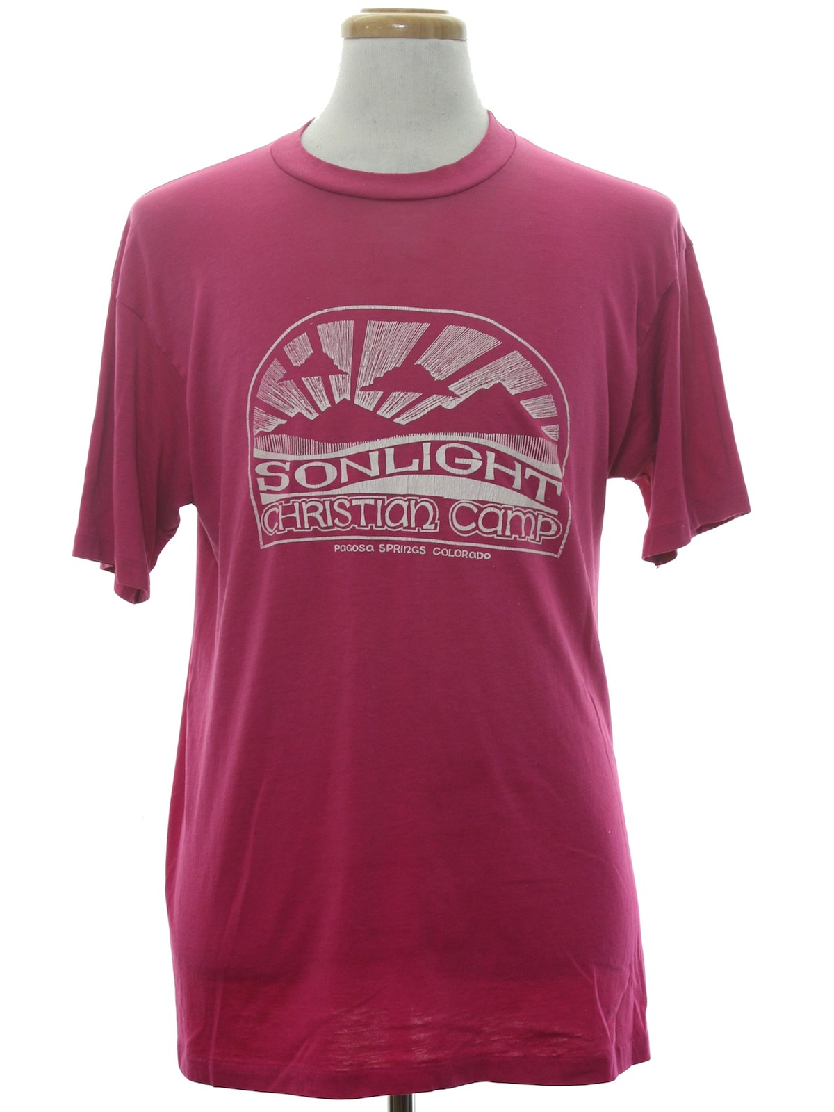 1980 39 s t shirt hanes 50 50 80s hanes 50 50 unisex for T shirt printing in colorado springs