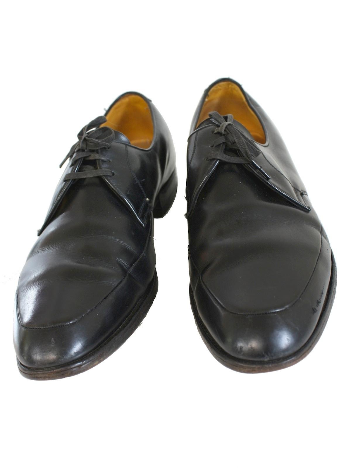 32d46b0ec65b4 1960's Florsheim Mens Mod Oxfords Shoes