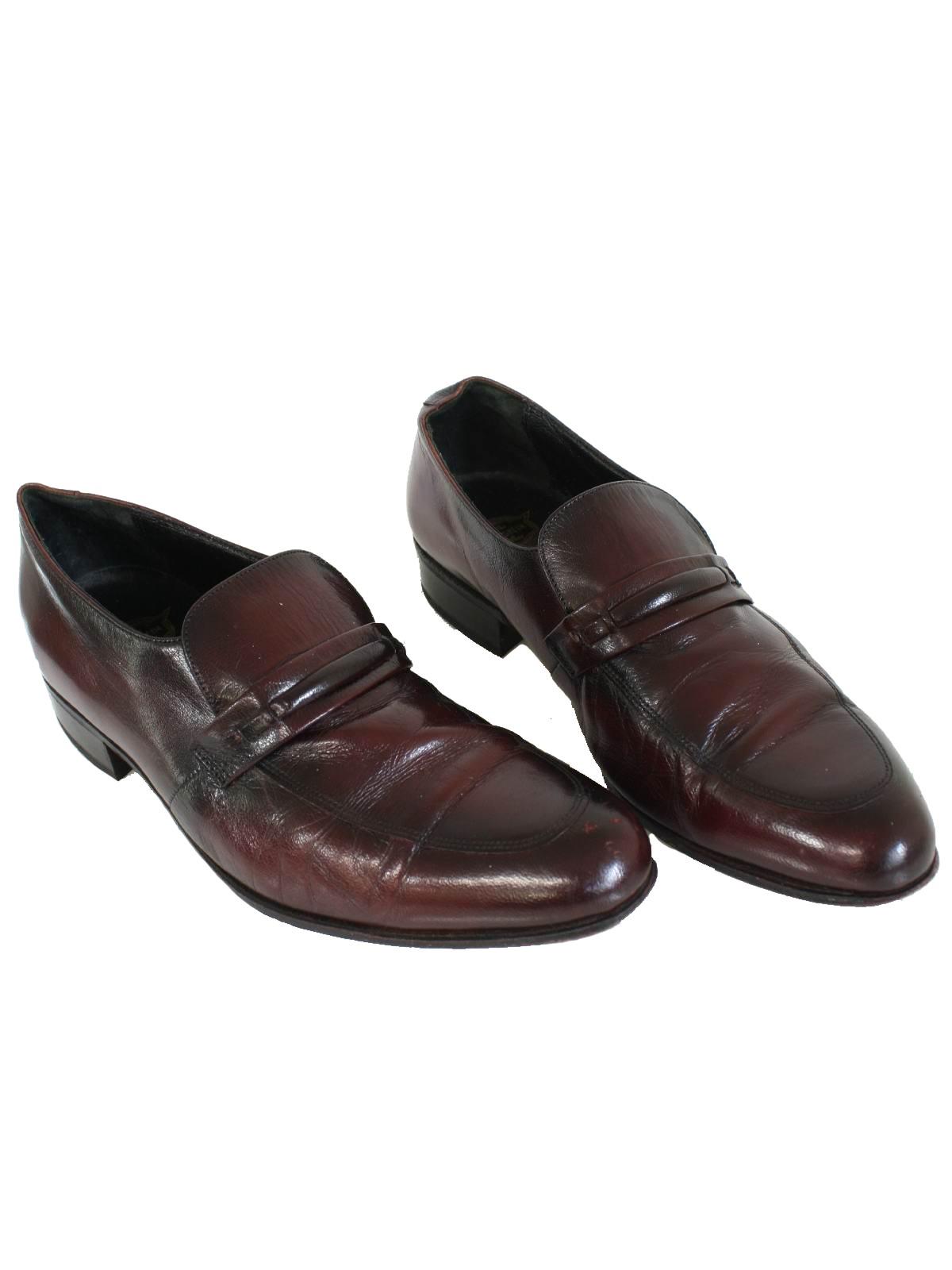94a16ee06624f 1980's Florsheim Mens Loafer Shoes