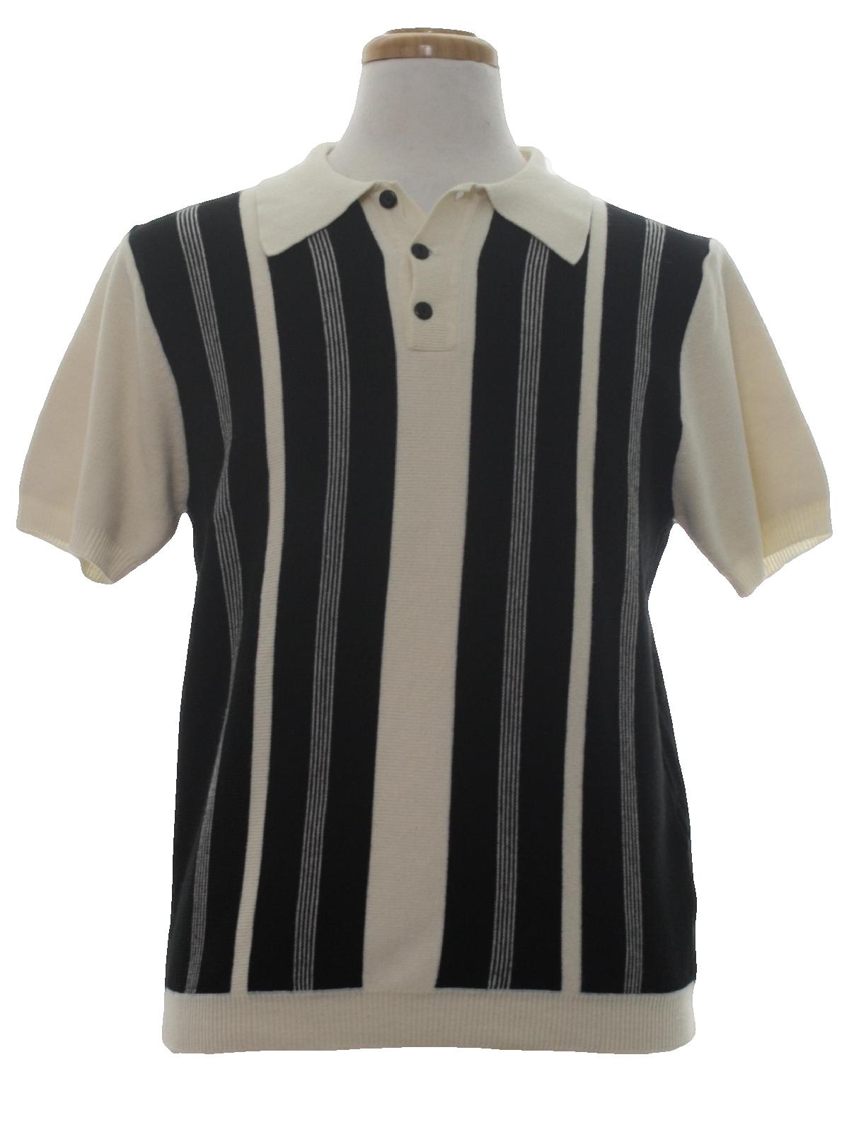 Mens Banded Shirts