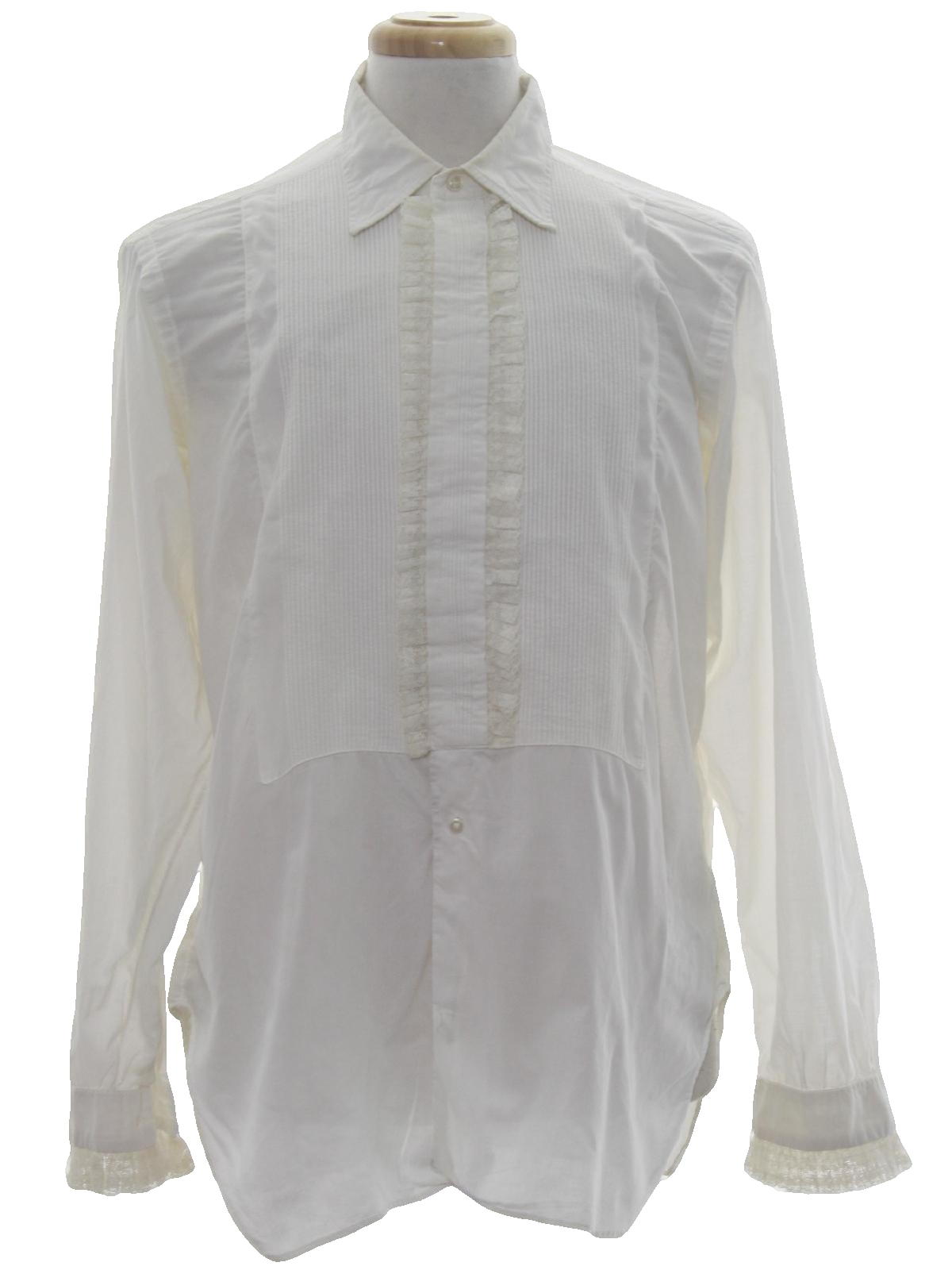 Vintage watergate 60 39 s shirt late 60s or early 70s for Mens dress shirts with cufflink holes