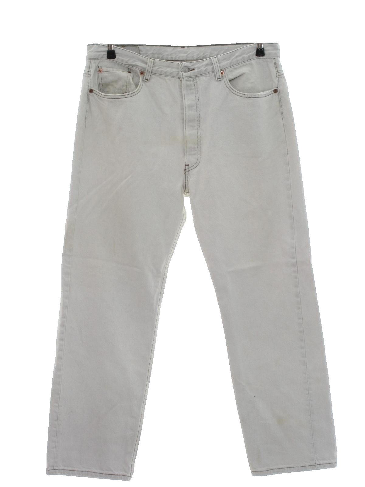 0cde9d4f Retro 1990's Pants (Levis) : 90s or Newer -Levis- 501- Mens slightly ...