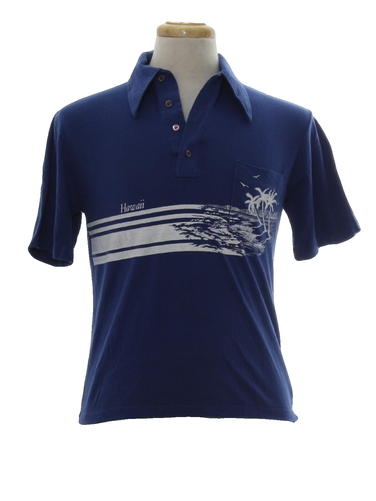 1970 39 s vintage sportswear shirt late 70s sportswear for Different types of polo shirts