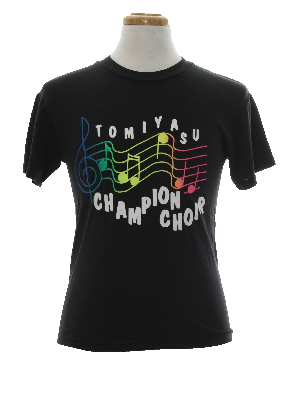 Hanes 1990s vintage t shirt 90s hanes unisex black for Poly blend t shirts wholesale