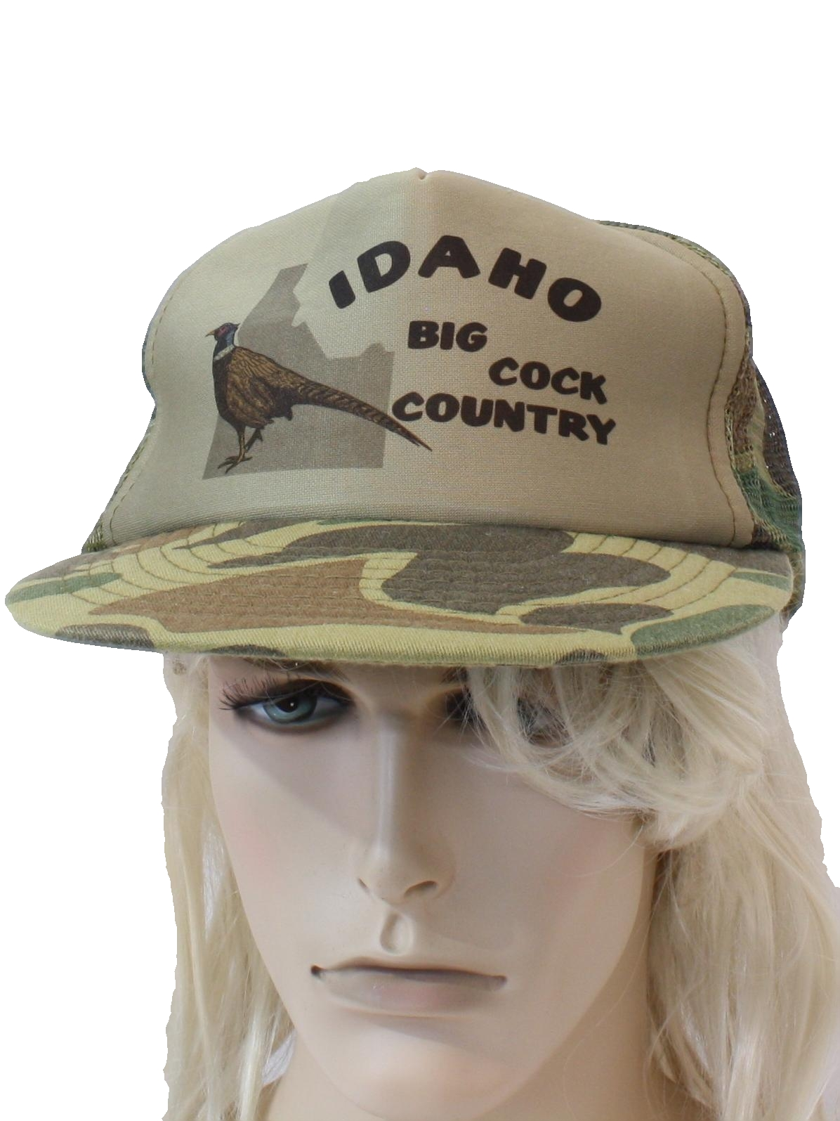 Big cock country hats
