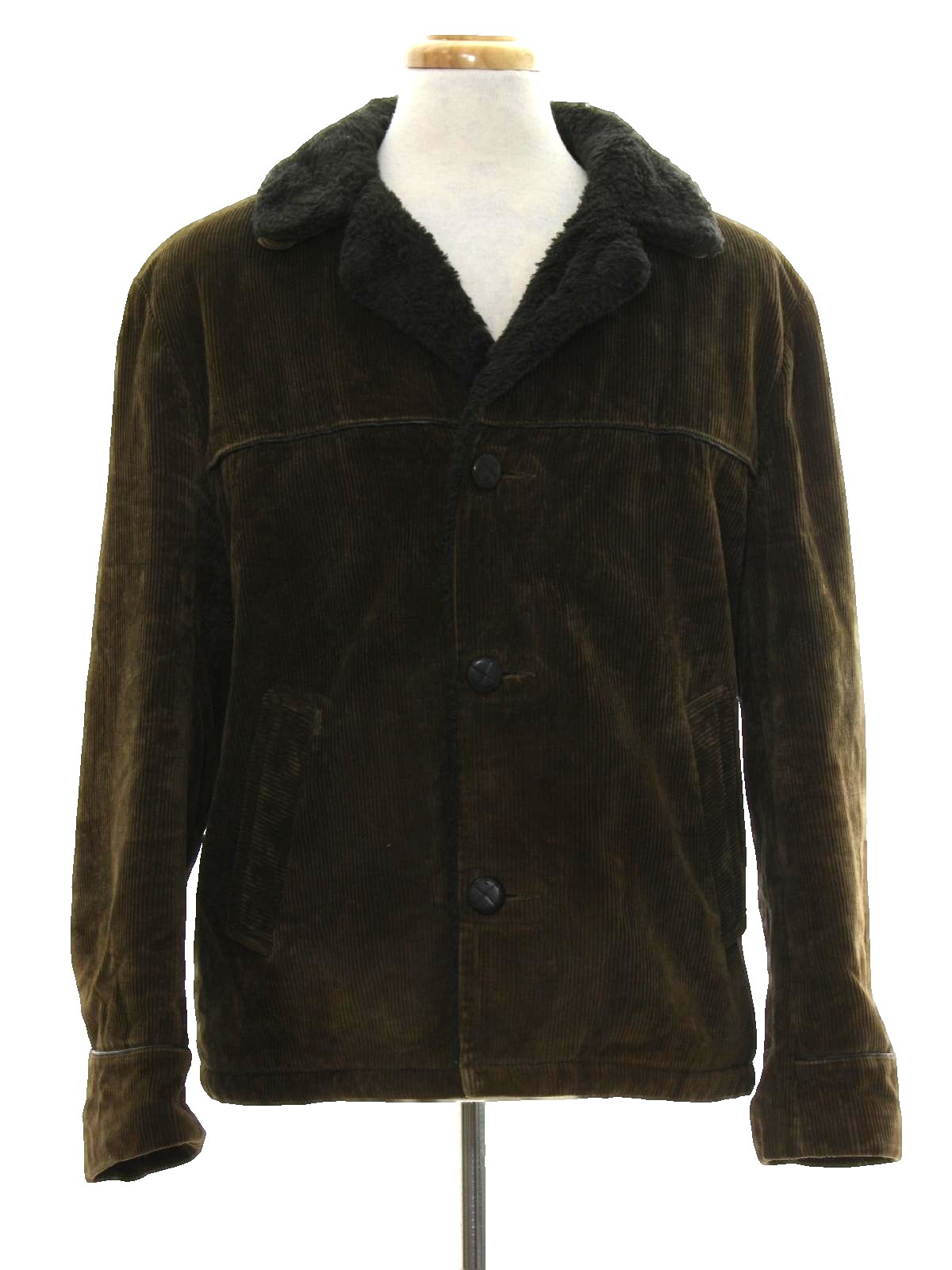 Retro 1970 S Jacket Styled For Students By Sears 70s