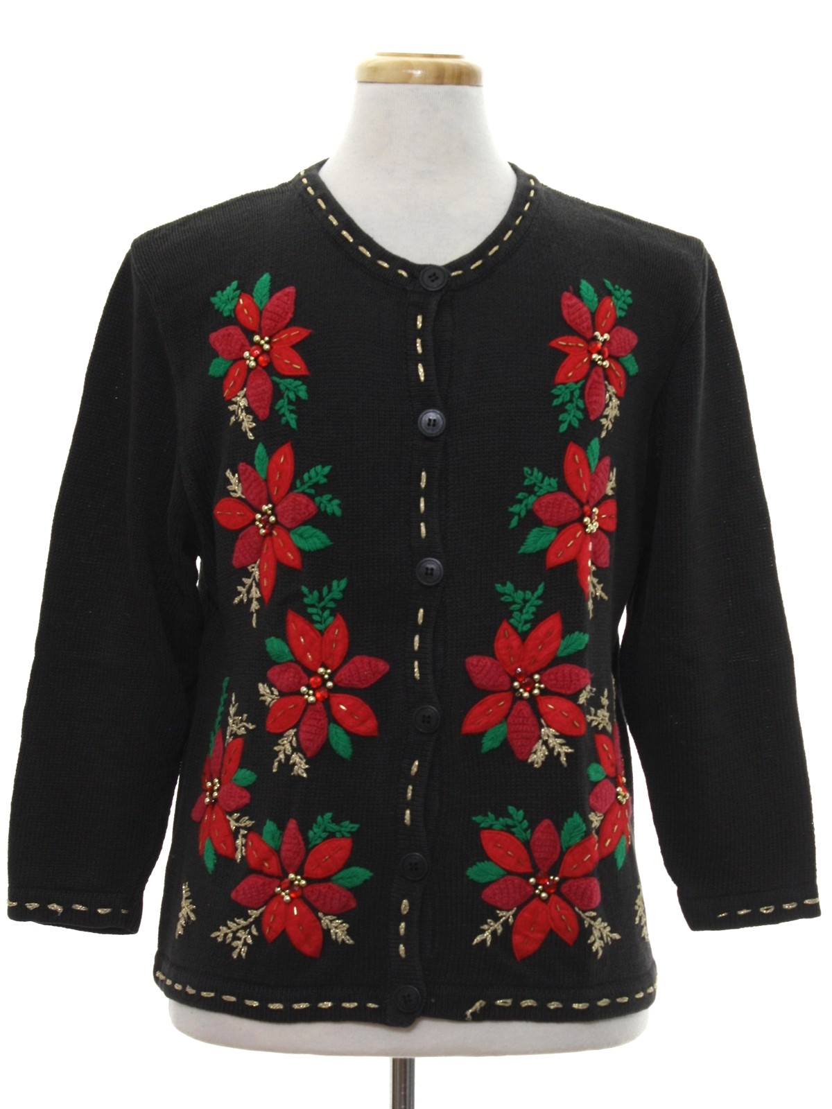 Ugly christmas sweater missing label unisex slightly for Over the top ugly christmas sweaters