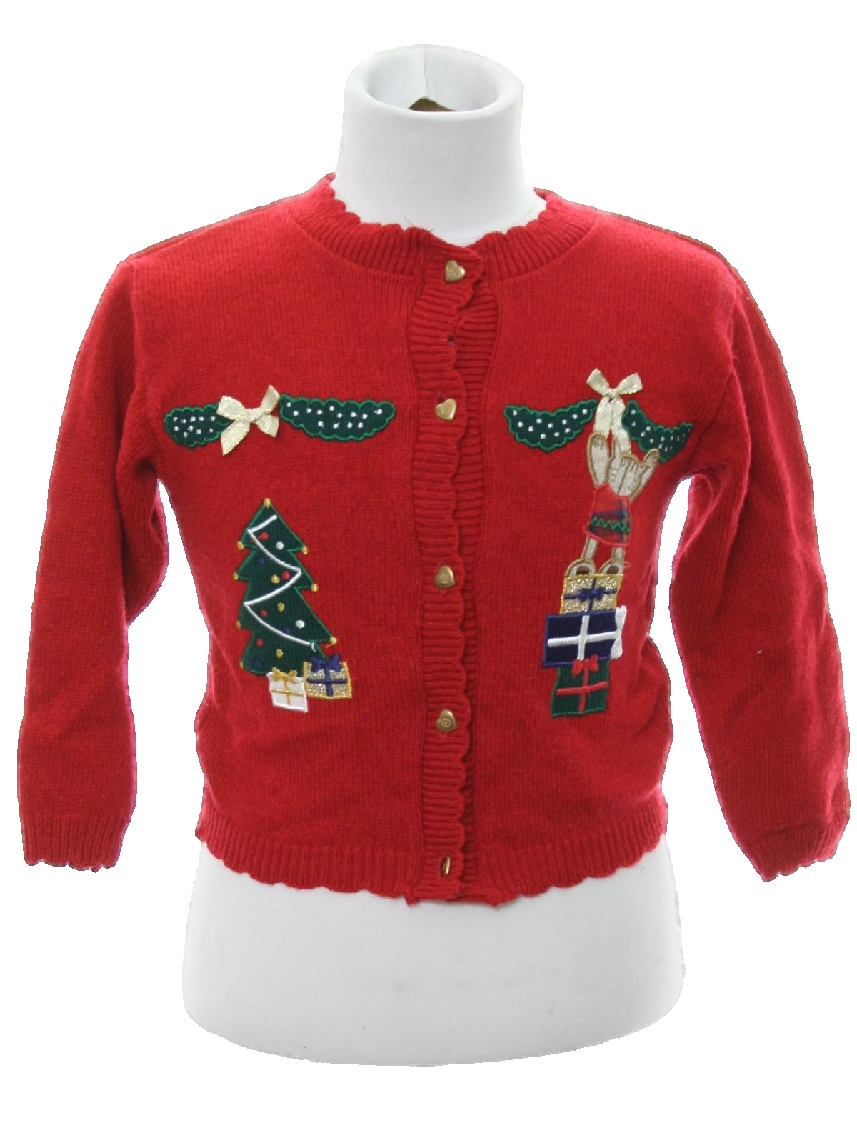 Womens/Childs Ugly Christmas Sweater: -B. t. Kids- Childs (toddlers ...