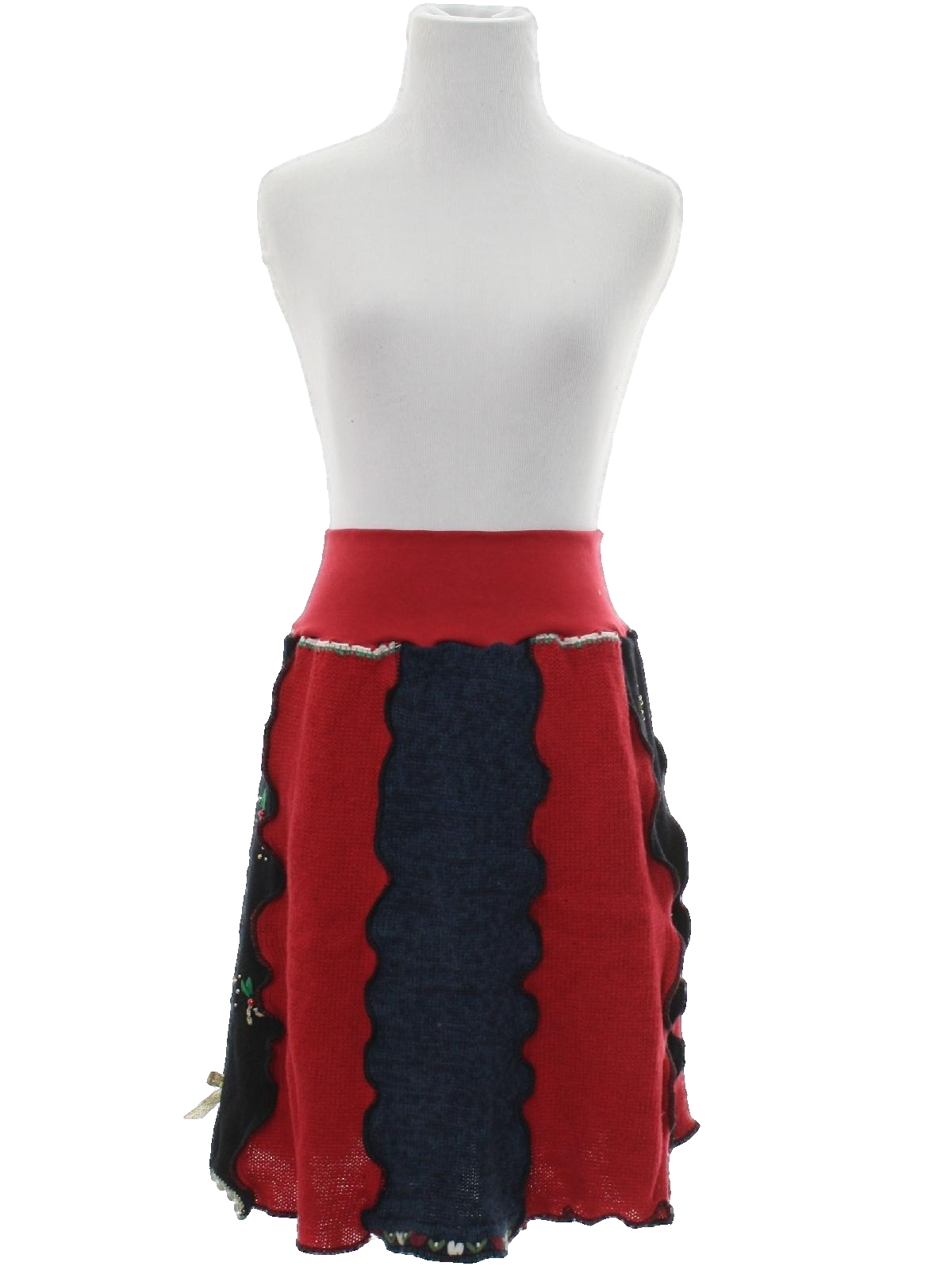 3c88eae16c Hand Made 80's Vintage Mini Skirt: 80s style -Hand Made- Womens ...
