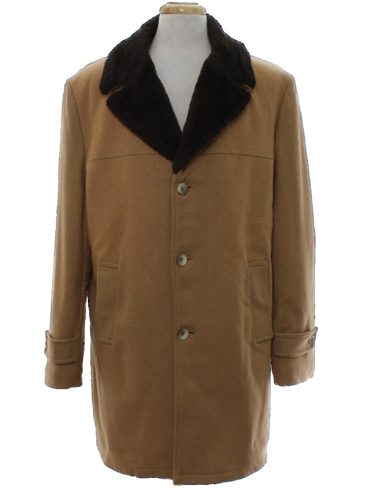 Mens Vintage Car Coats at RustyZipper.Com Vintage Clothing