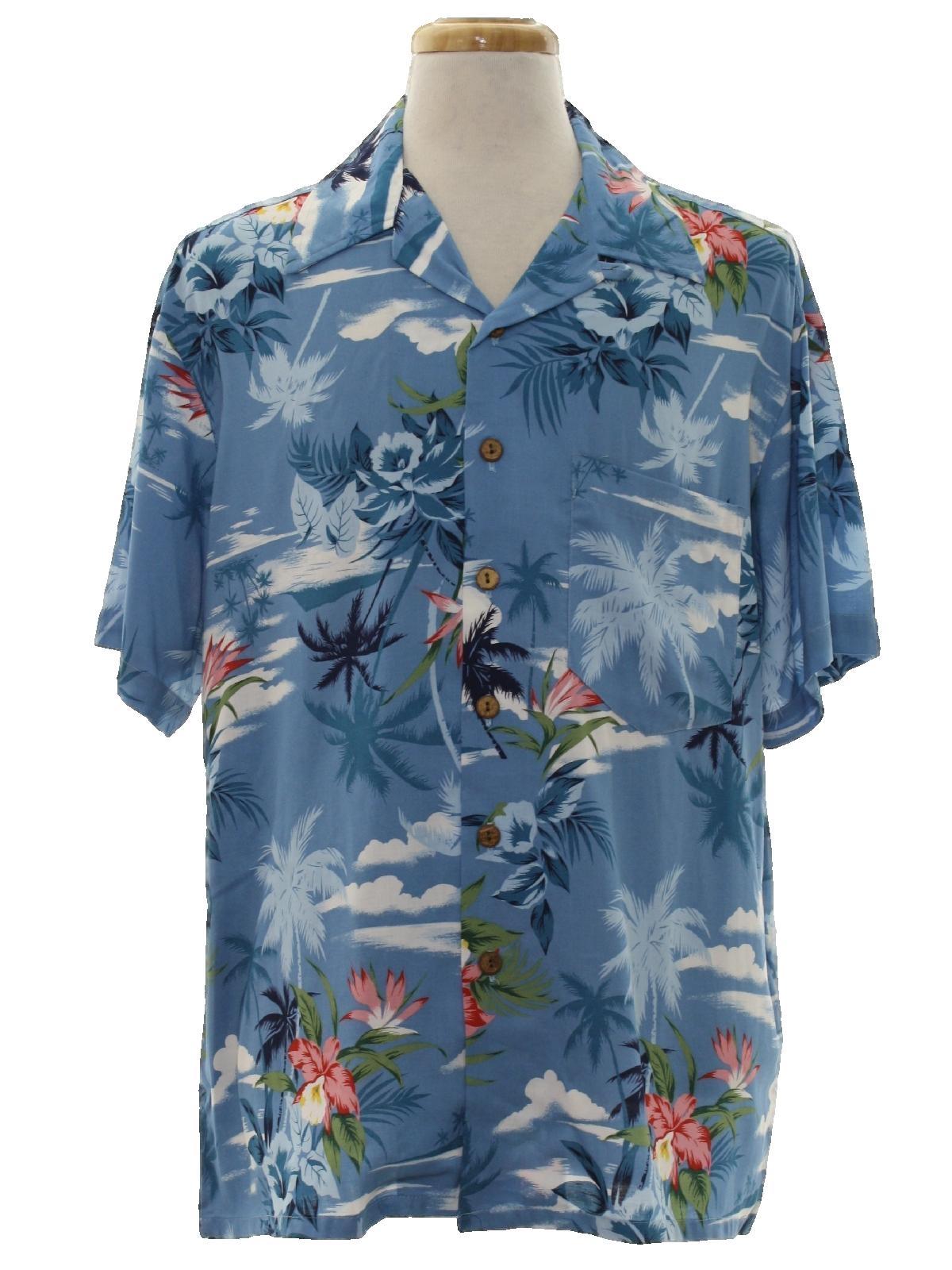 27ee670c Vintage Kennington Ltd. Eighties Hawaiian Shirt: 80s -Kennington Ltd ...