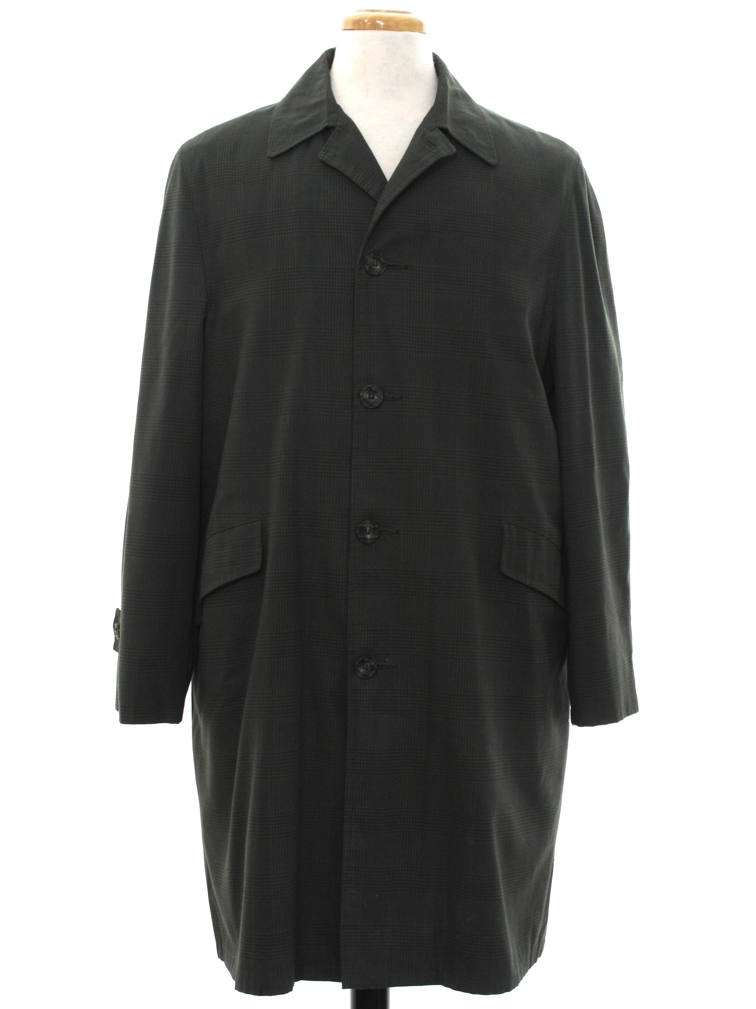 3cec4bd89a950 1960's Campus Mens Mod Overcoat Jacket