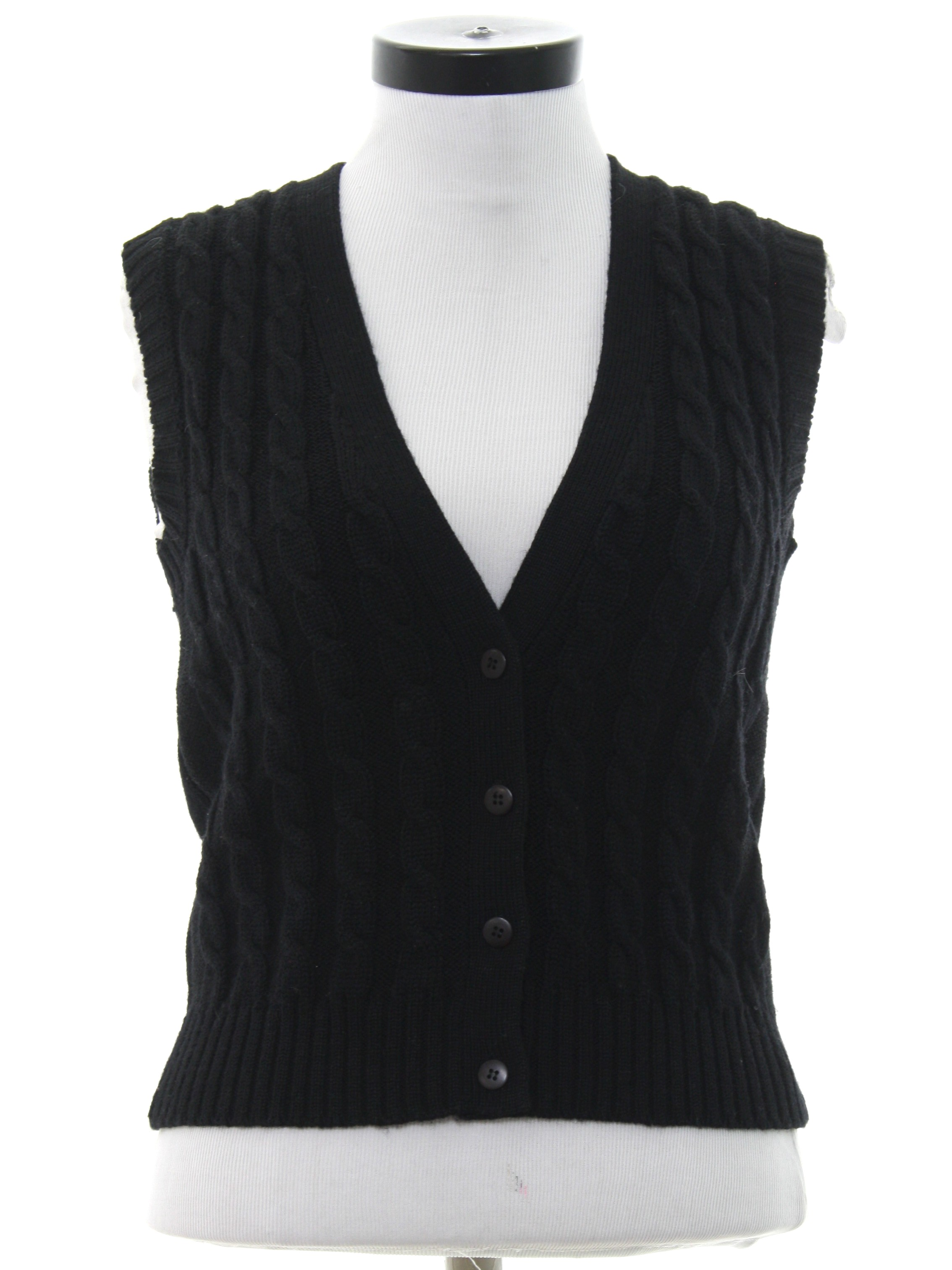 Sweater Vest Mens
