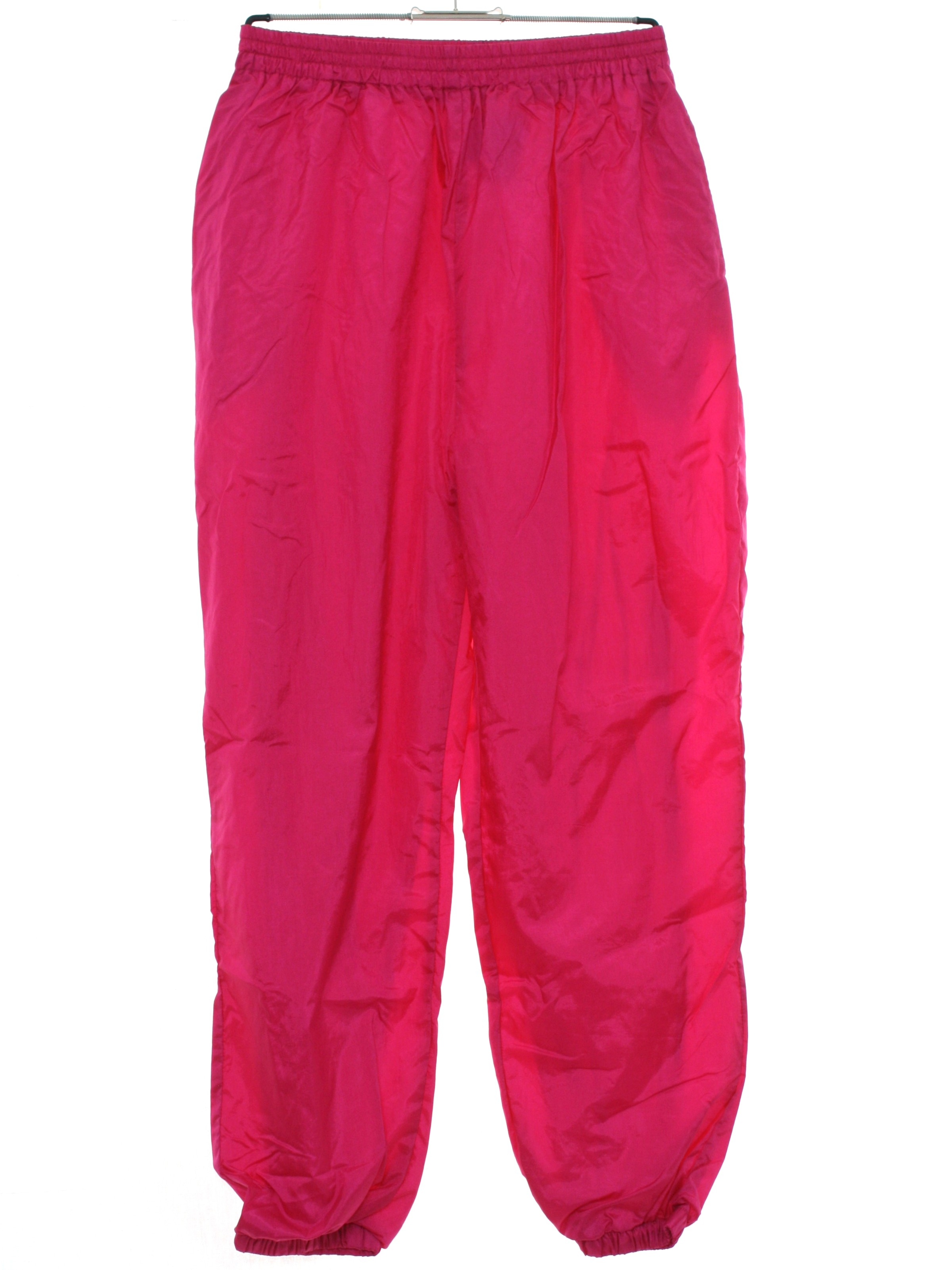 b5f69e78 1980's Crossroads Womens Totally 80s Baggy Track Pants $24.00 In stock.  Item No. 313647
