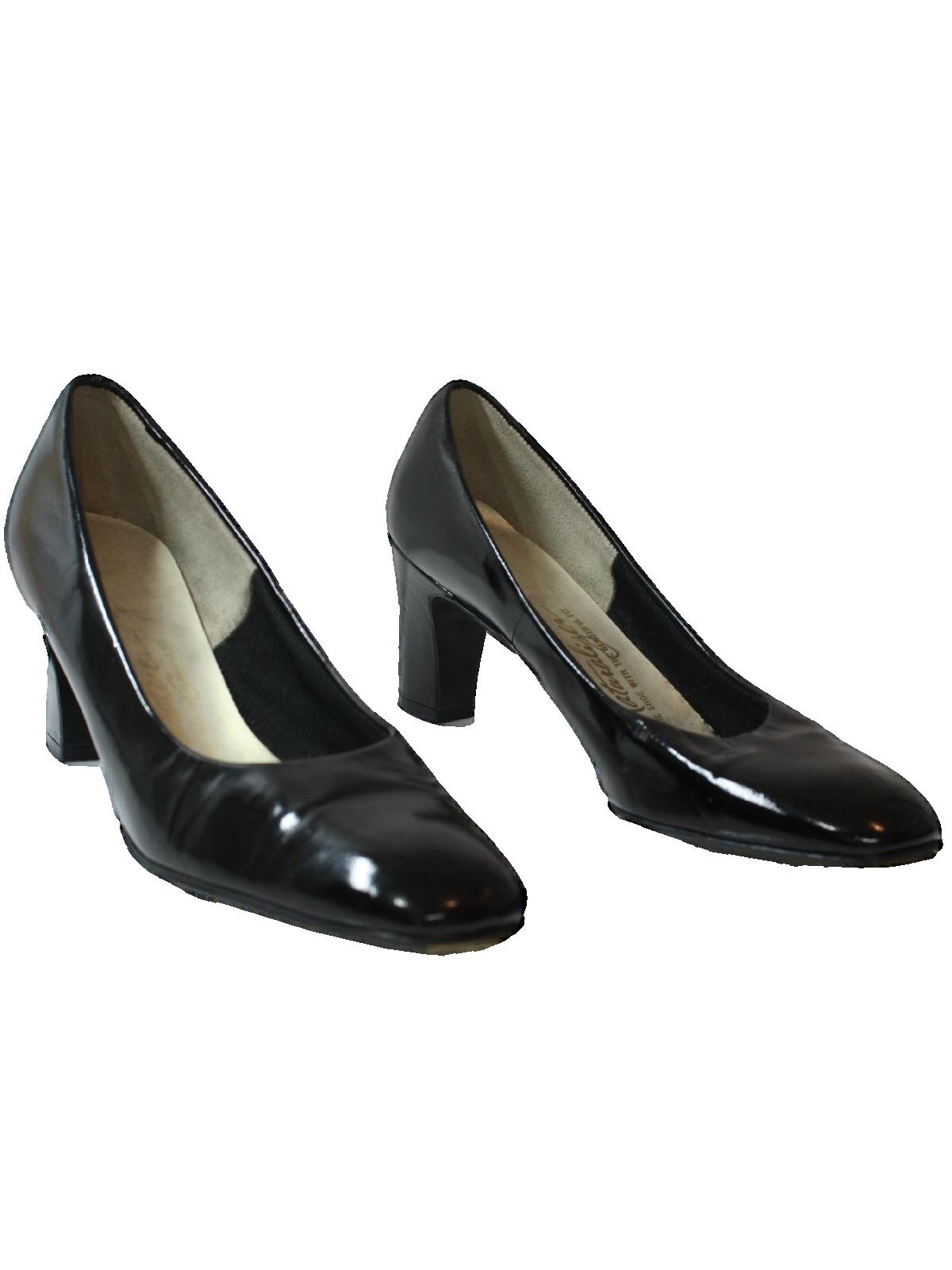 Vintage Naturalizer Sixties Shoes 60s Naturalizer